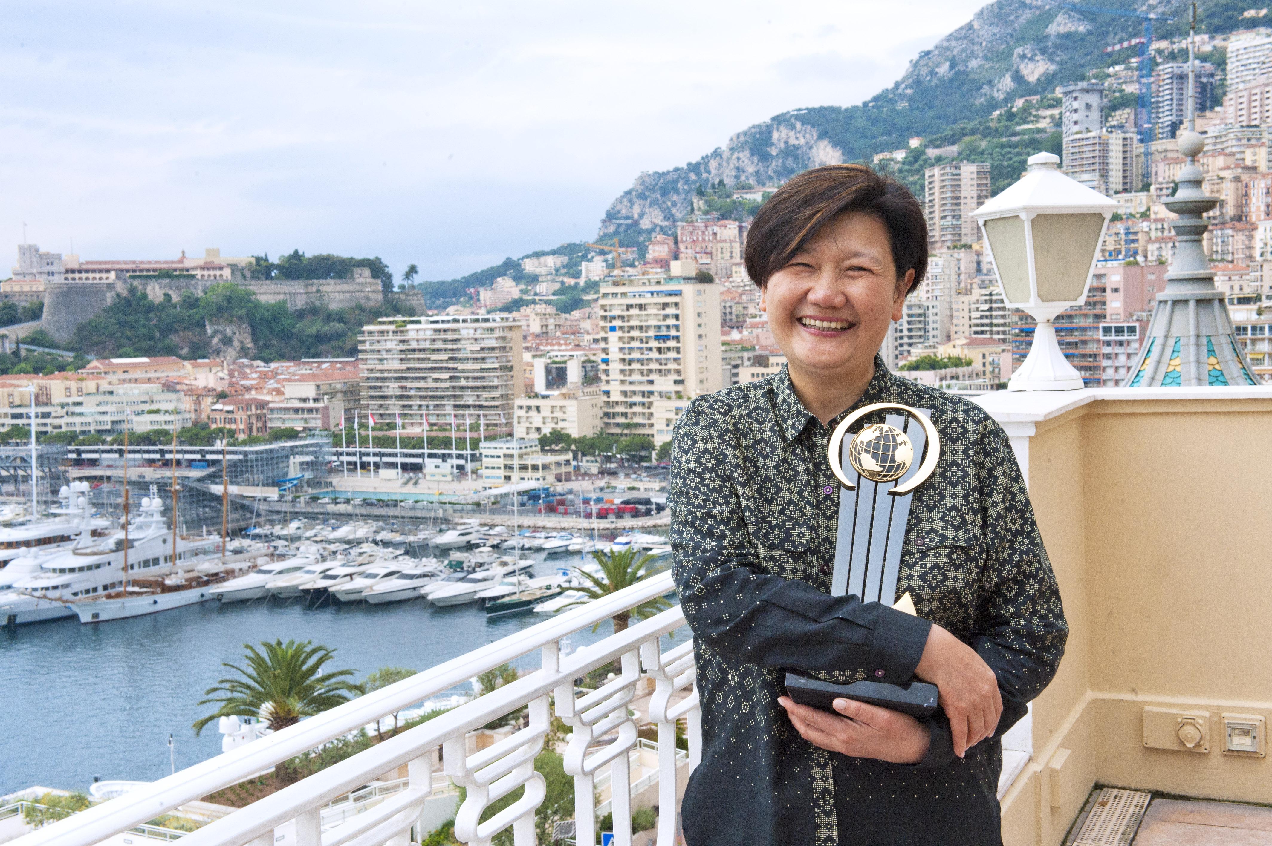 讓人願意為她賭一次的新加坡創業家 – 林愛蓮 Olivia Lim