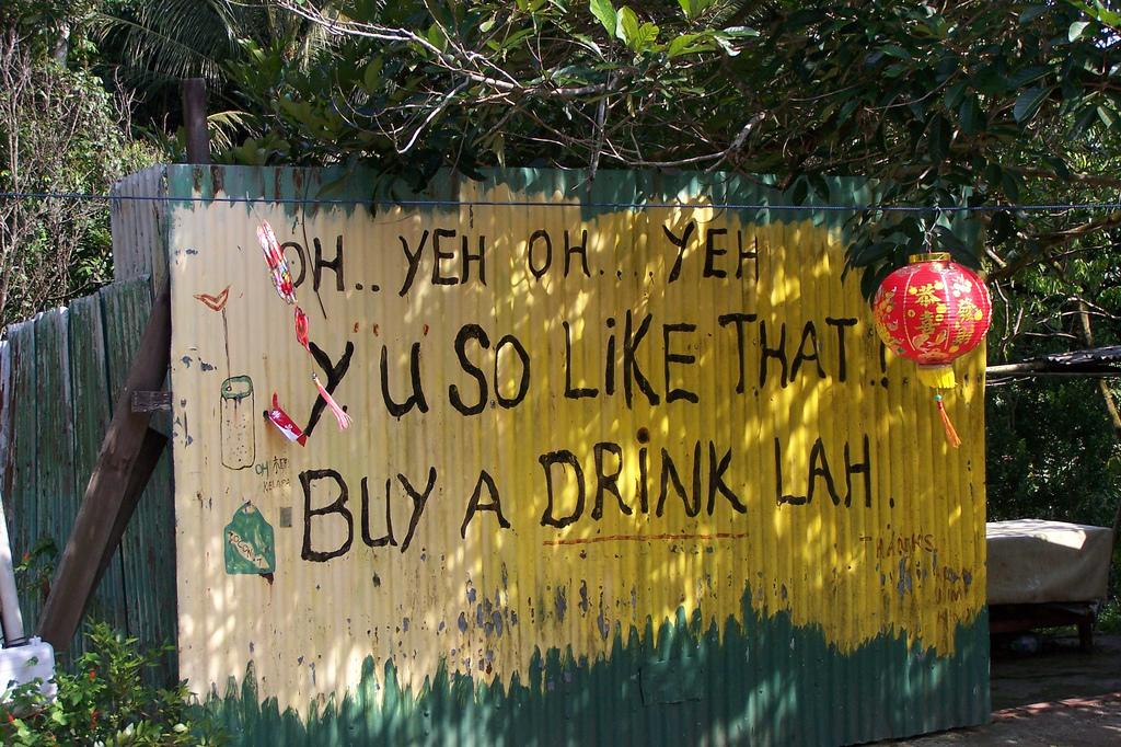 外派我!新加坡不是中文也通?