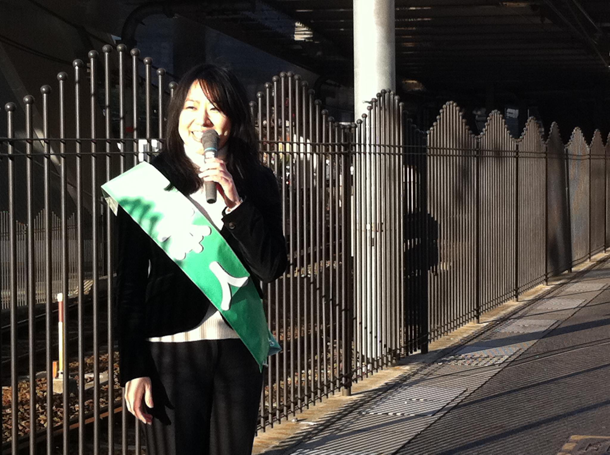 胸懷大志吧!專訪日本大津市市長越直美