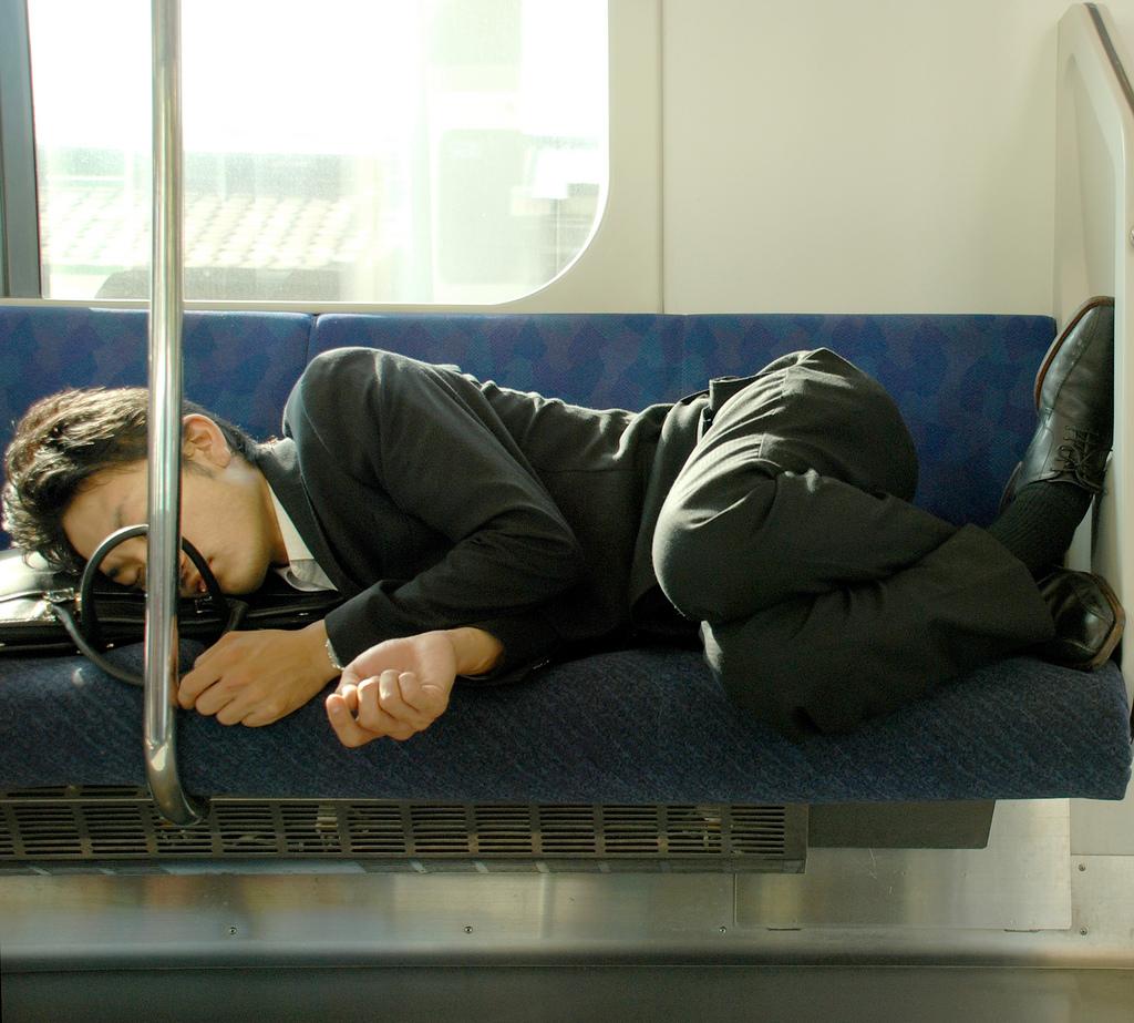 收心?我也想睡個好覺