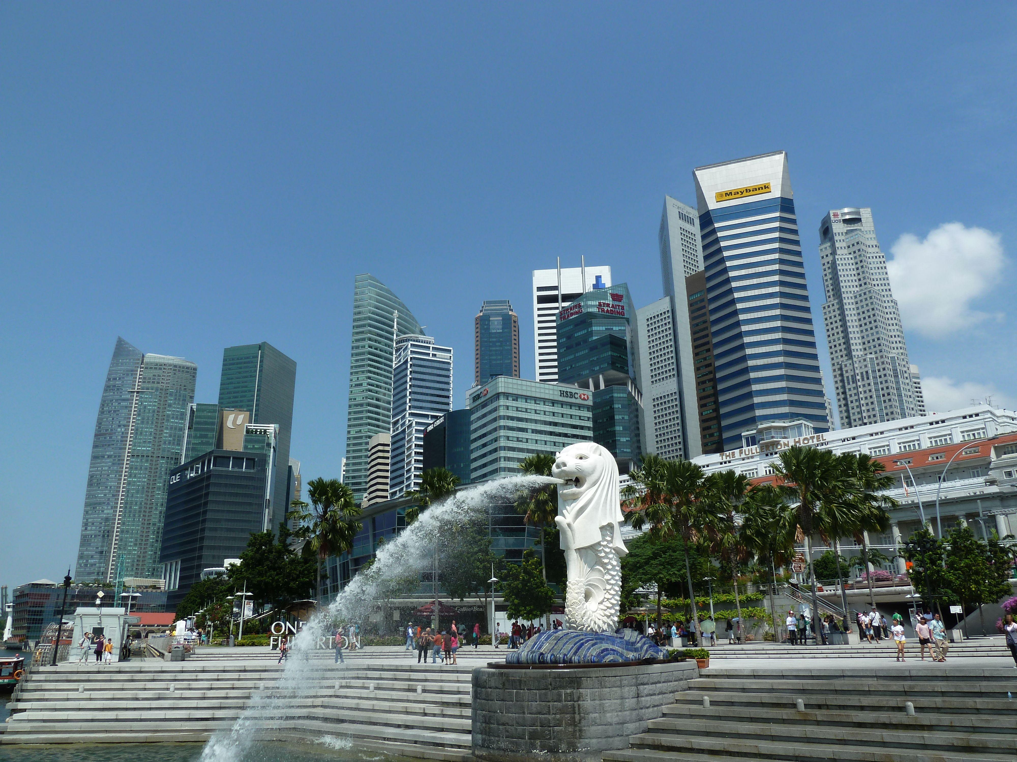 新加坡,連義工都很競爭