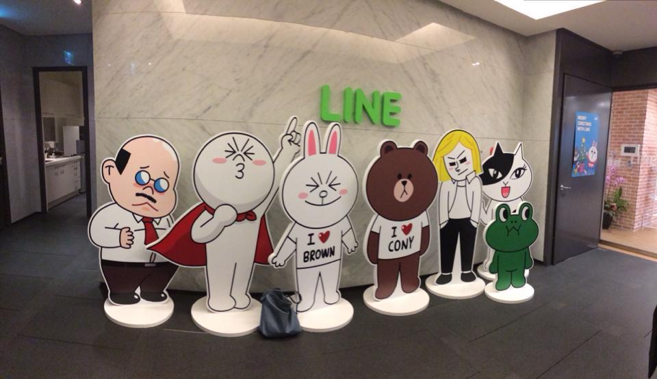 一起用貼圖改變世界:獨家專訪 LINE Taiwan