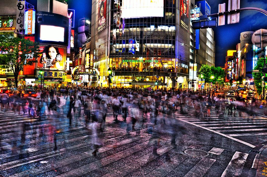 從安倍三隻箭下的汽車業談在日本工作