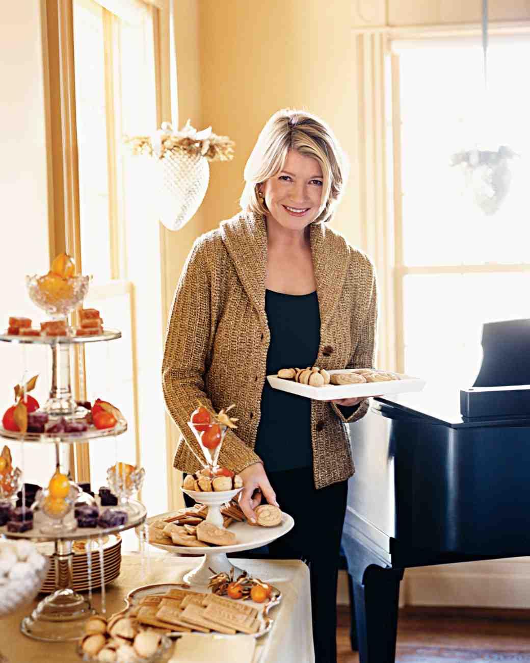 用享受家的慾望走向成功- Martha Stewart