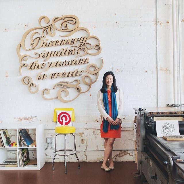 「科技界的女性,你們並不孤單 」- Pinterest 工程師周怡君