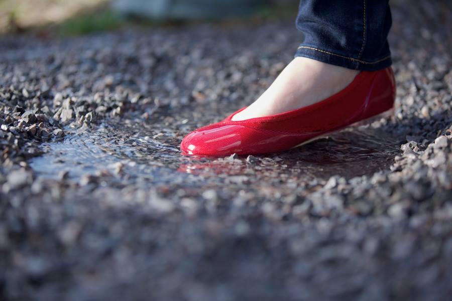 正因都會女子路難走 – 一雙好鞋是如此必要 Nancy Paige Tsai
