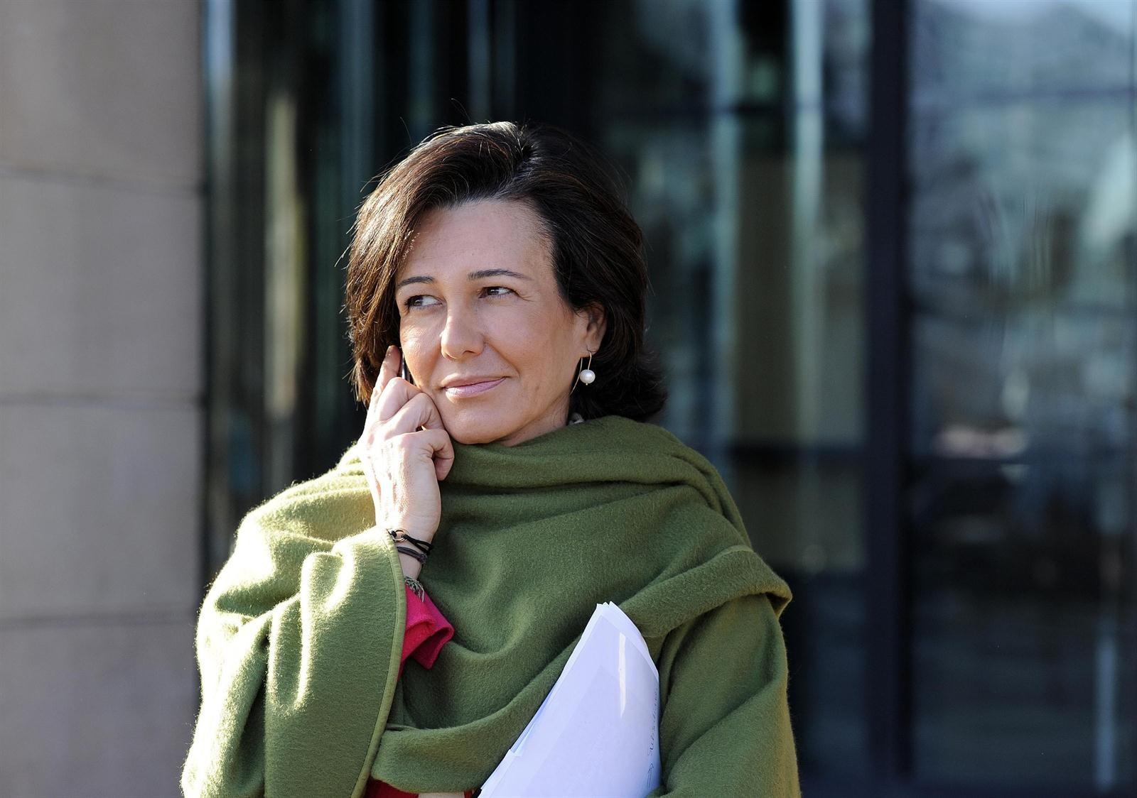 實力與背景兼具,接掌世界第二大金融集團的 Ana Patricia Botín