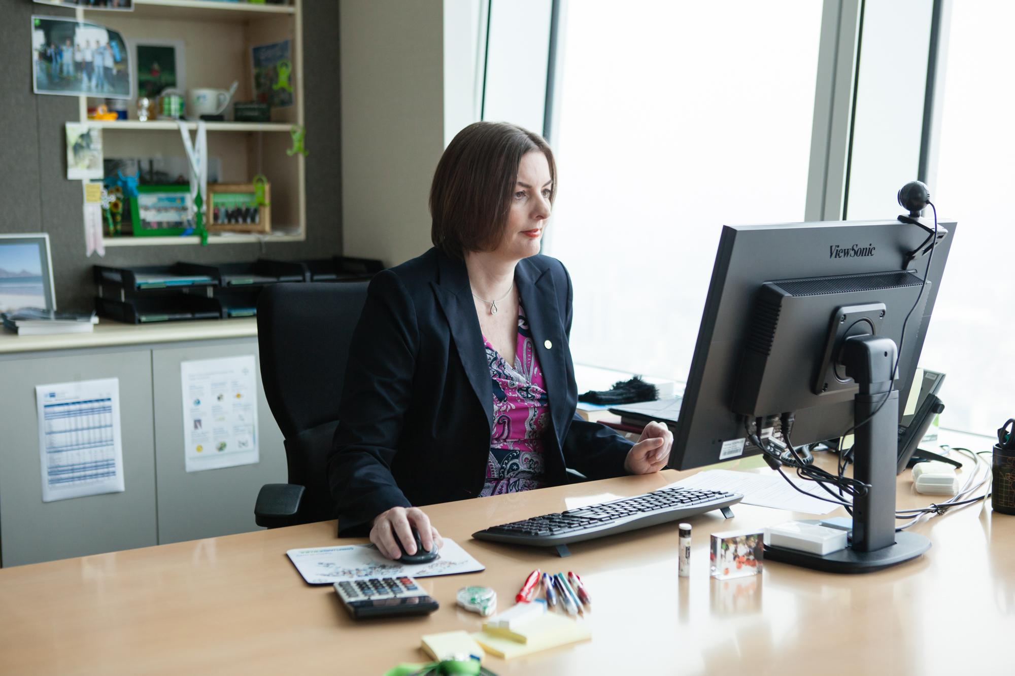 失敗了不過是一張回程機票 – 台灣拜耳 Bayer 總裁 Ms. Gabriela Koehli