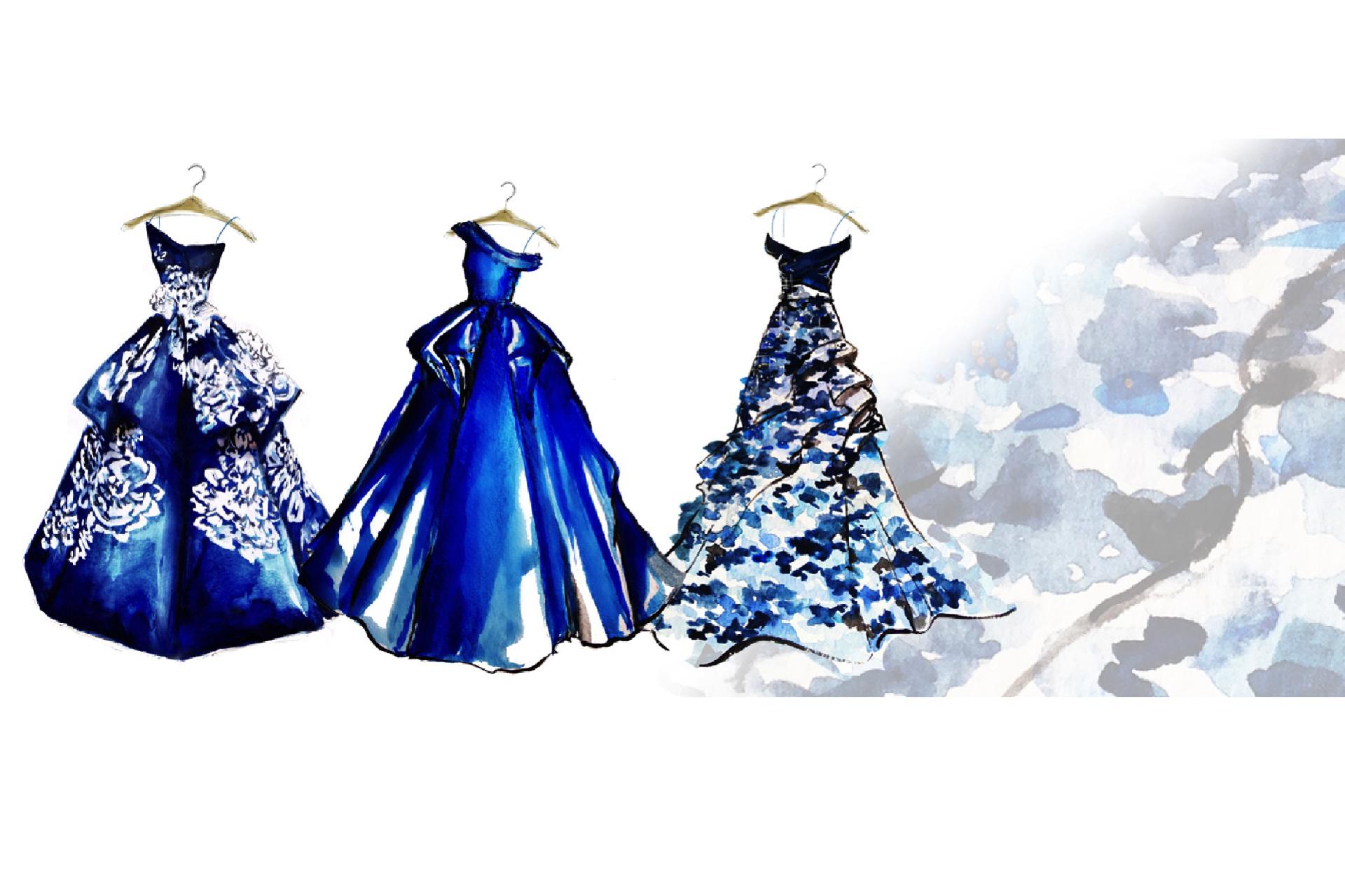 展現商業天分的 20  歲花瓣時尚插畫家 – Grace Ciao