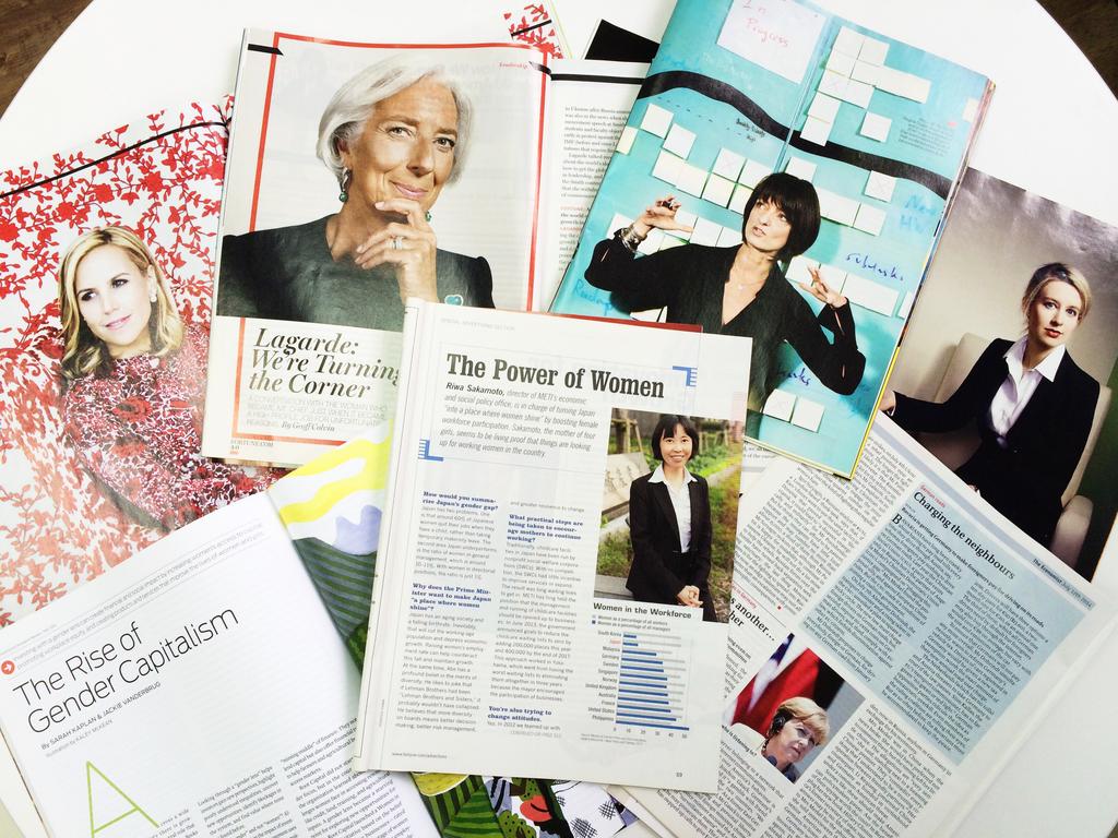 女性 CEO 們如何克服職場壓力和挫折