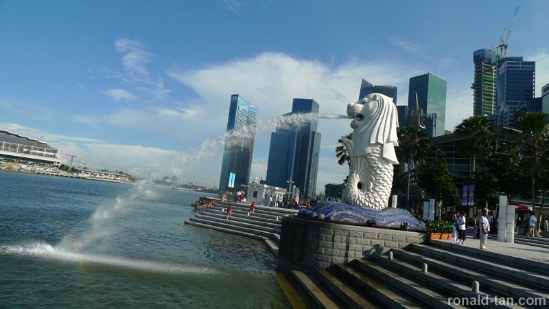 在真正的文化大熔爐新加坡,充人生的電