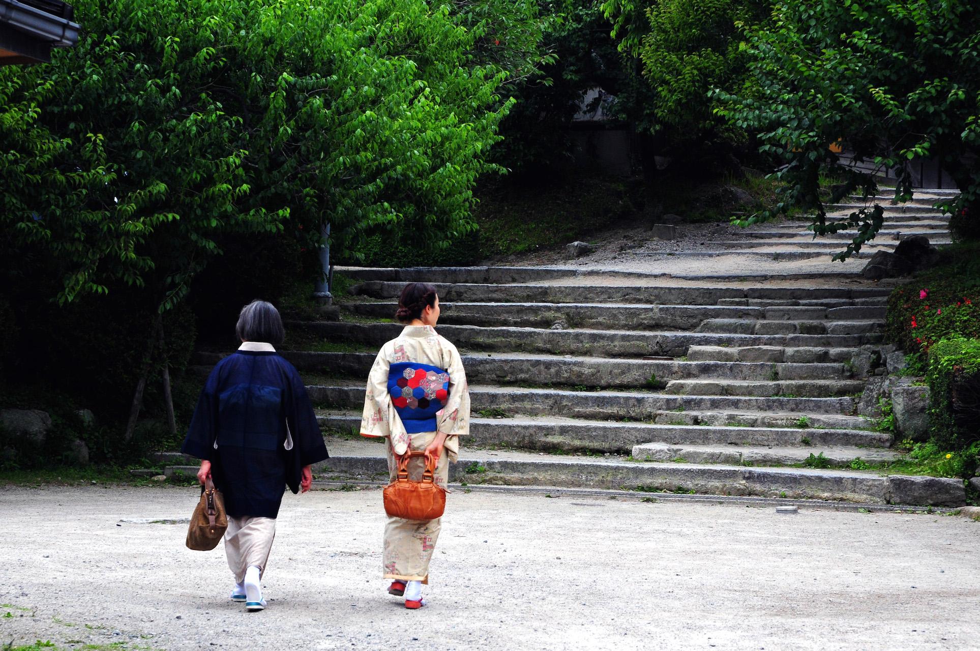 日本女性的惑與不惑:在四十歲綻放光芒吧