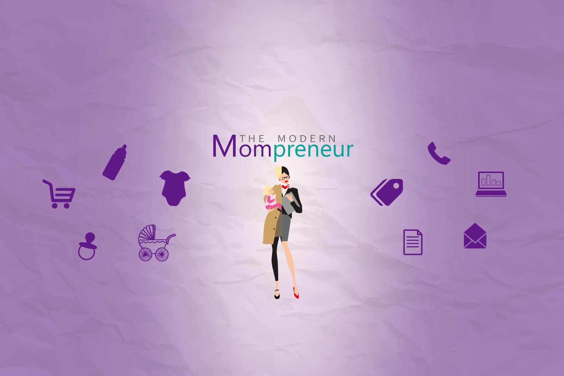 兩個寶貝- 創業和兒子給她們的成就感 : Mompreneur 郭梅琳 & 王亭嵐