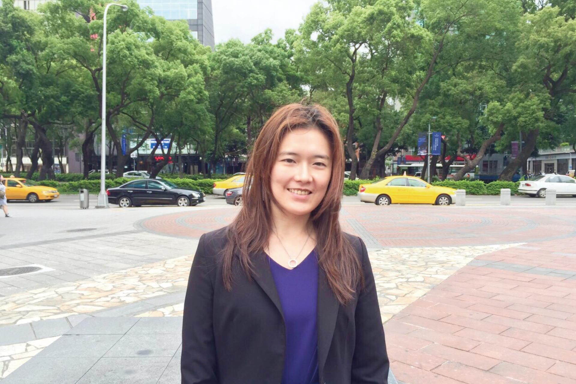 從感同身受投入醫療產業:台灣 Mundipharma 藥廠產品經理 Andrea Wang