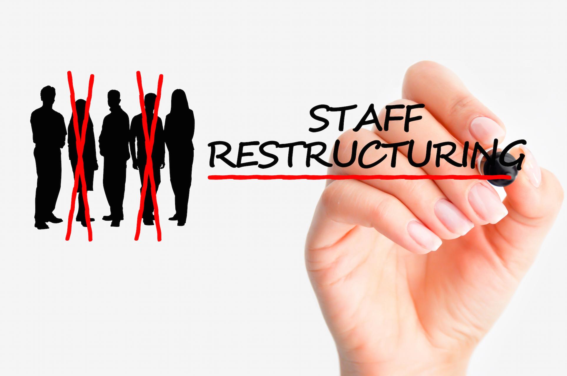 化危機為轉機- 轉念面對裁員和公司組織重整