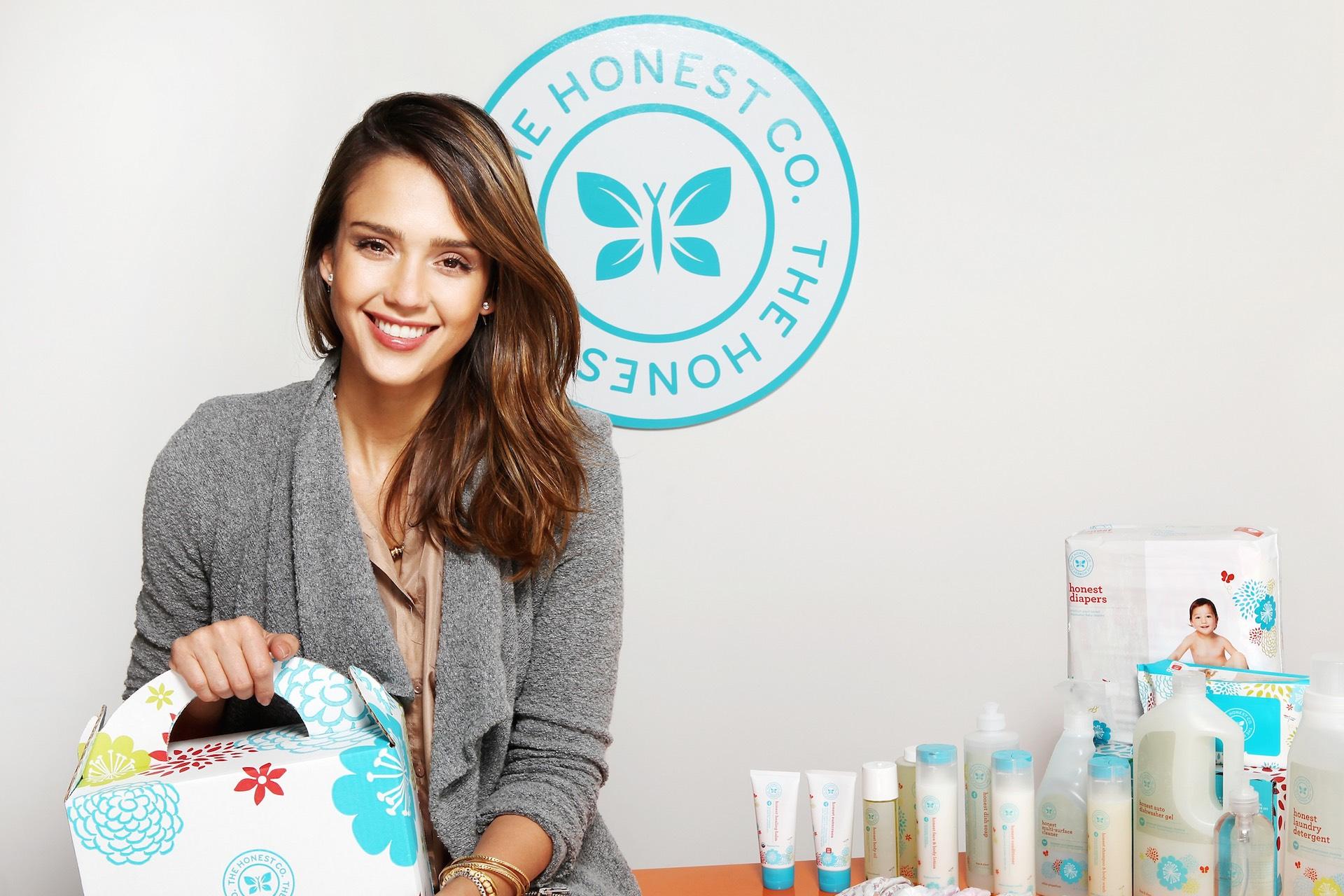 不只是比基尼甜心 –  剖析 The Honest Company 創辦人 Jessica Alba 的創業策略