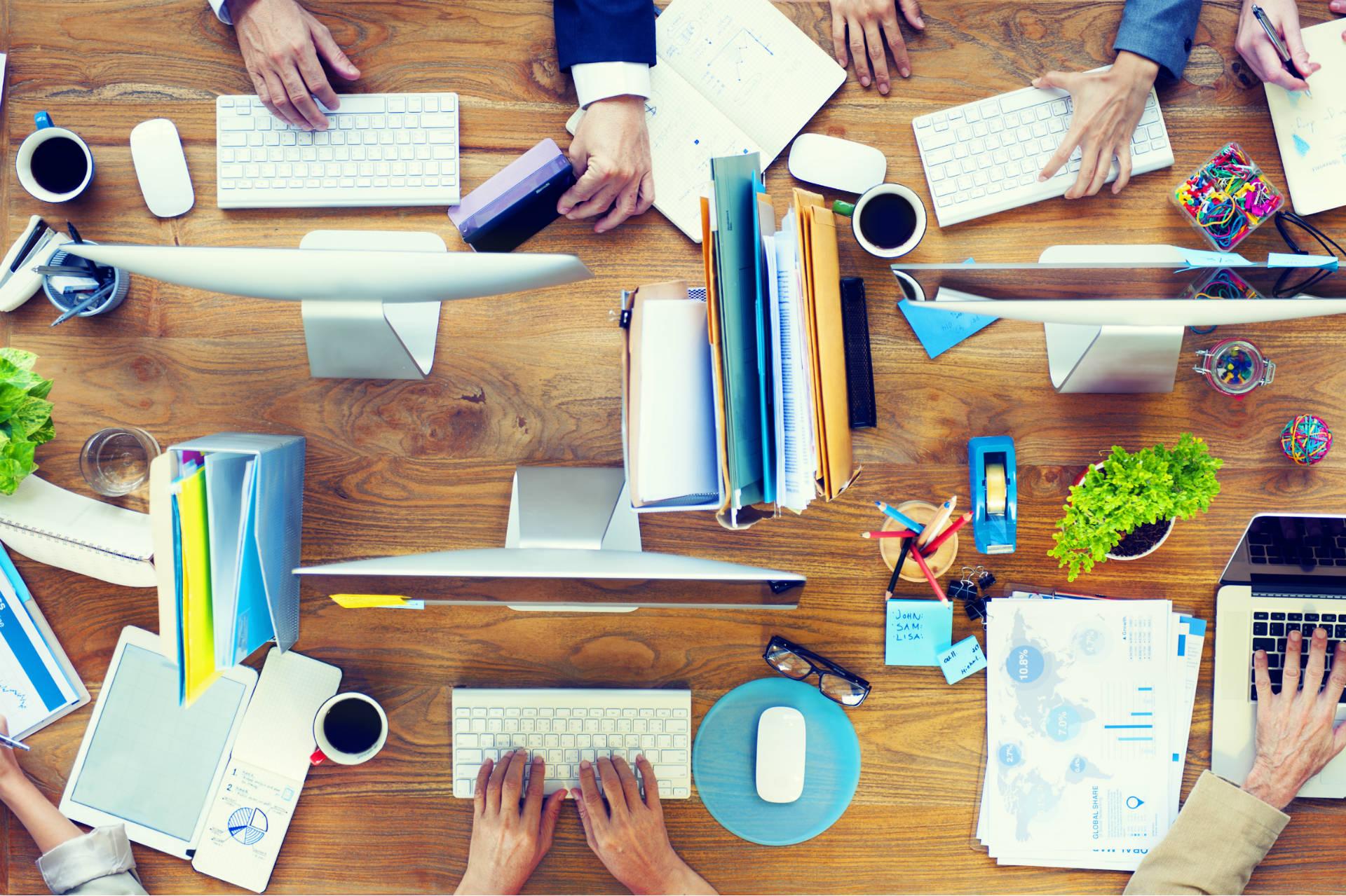 想提高工作效率?用辦公室空間巧妙增進團隊互動
