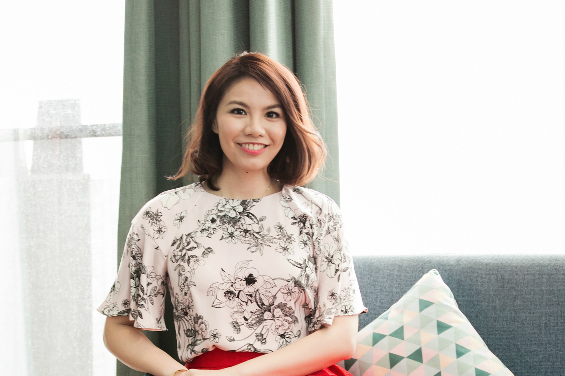 我在⽣活裡⾯出差,在出差裡⾯⽣活 – 專訪 Facebook 大中華地區科技產業總監 Virginia Fung