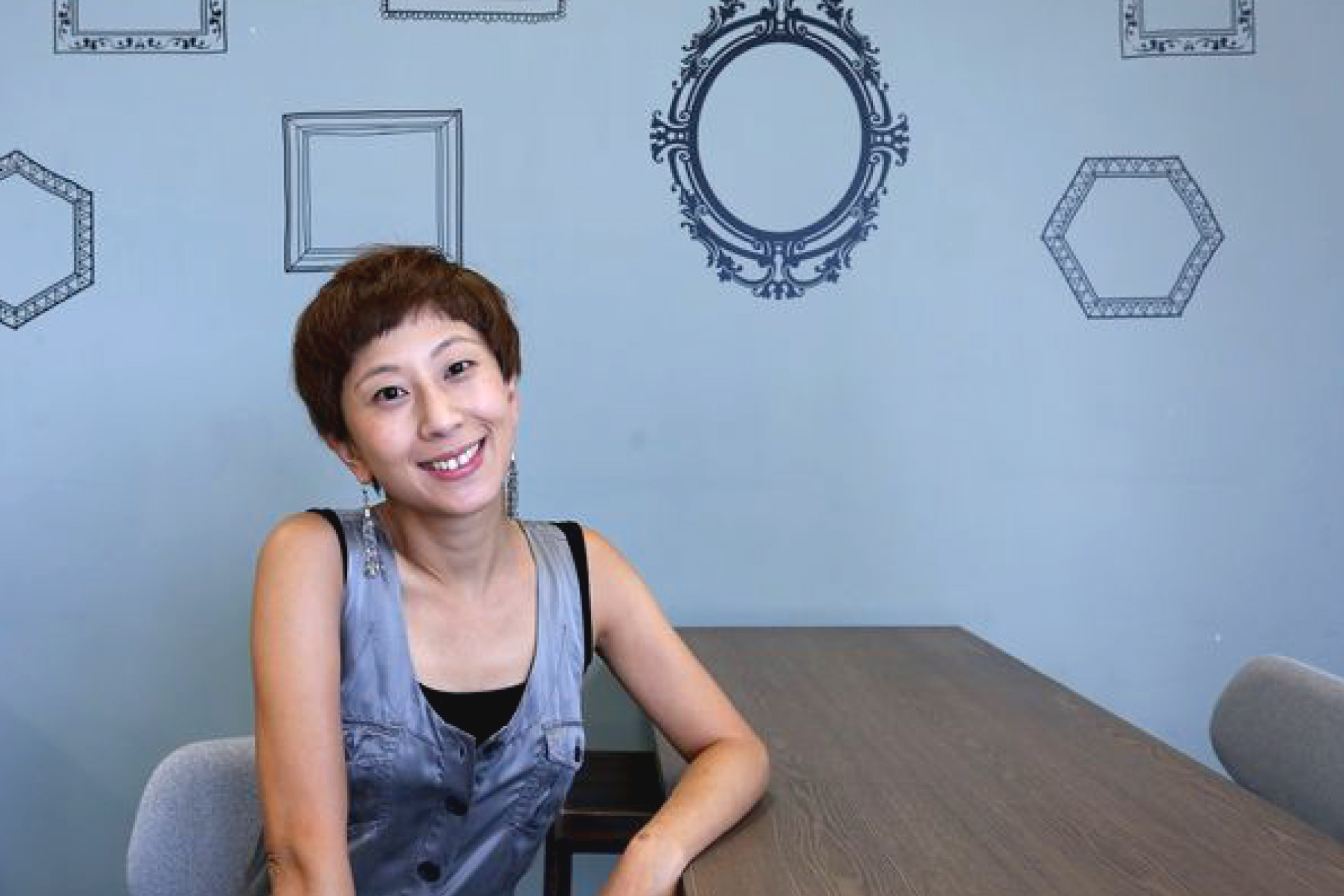 Not just a co-working space, but a think hub for talents - H.K. Garage Society Elaine Tsung