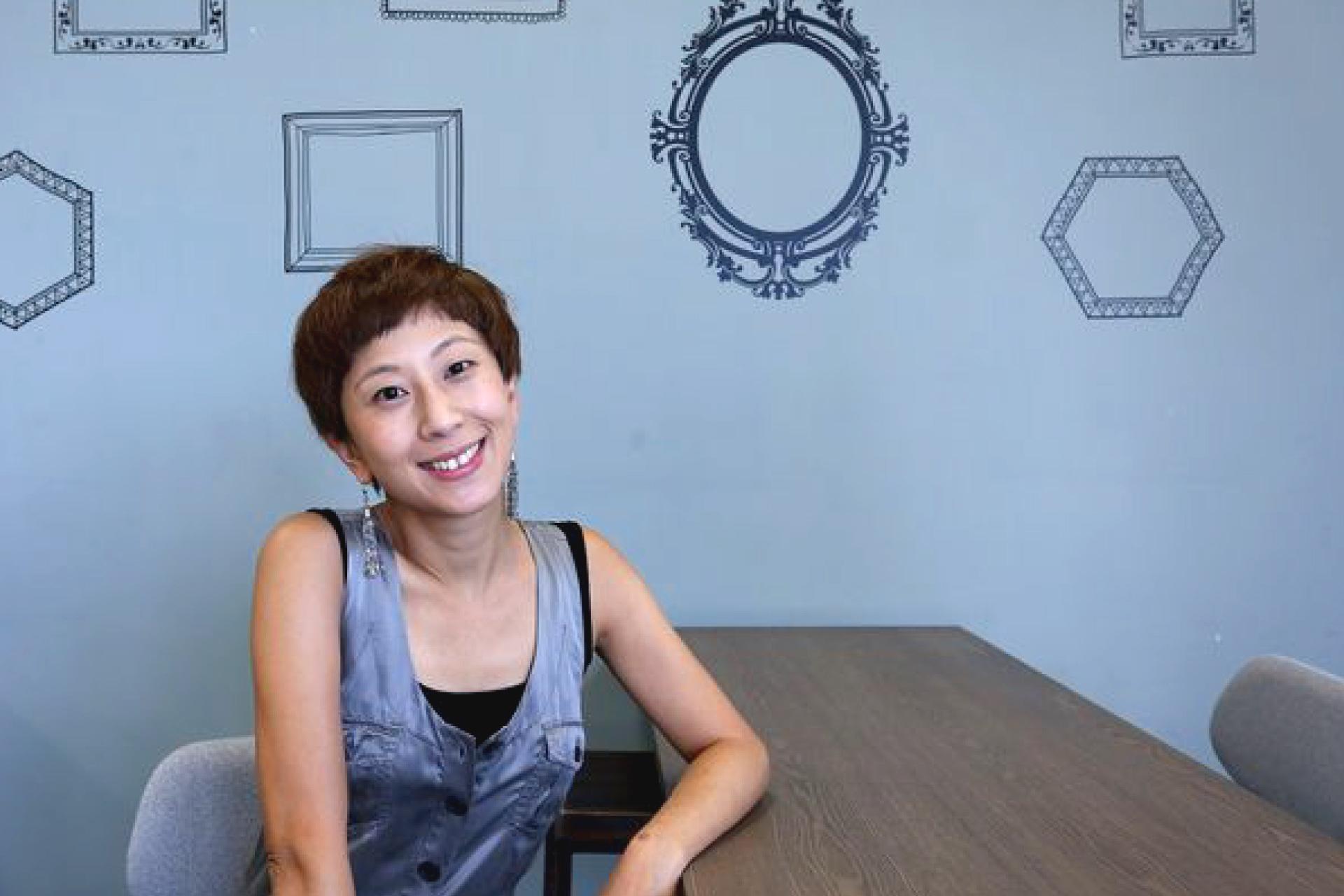不只是共用辦公室,更是激發創意的人才庫 – 香港 Garage Society Elaine Tsung