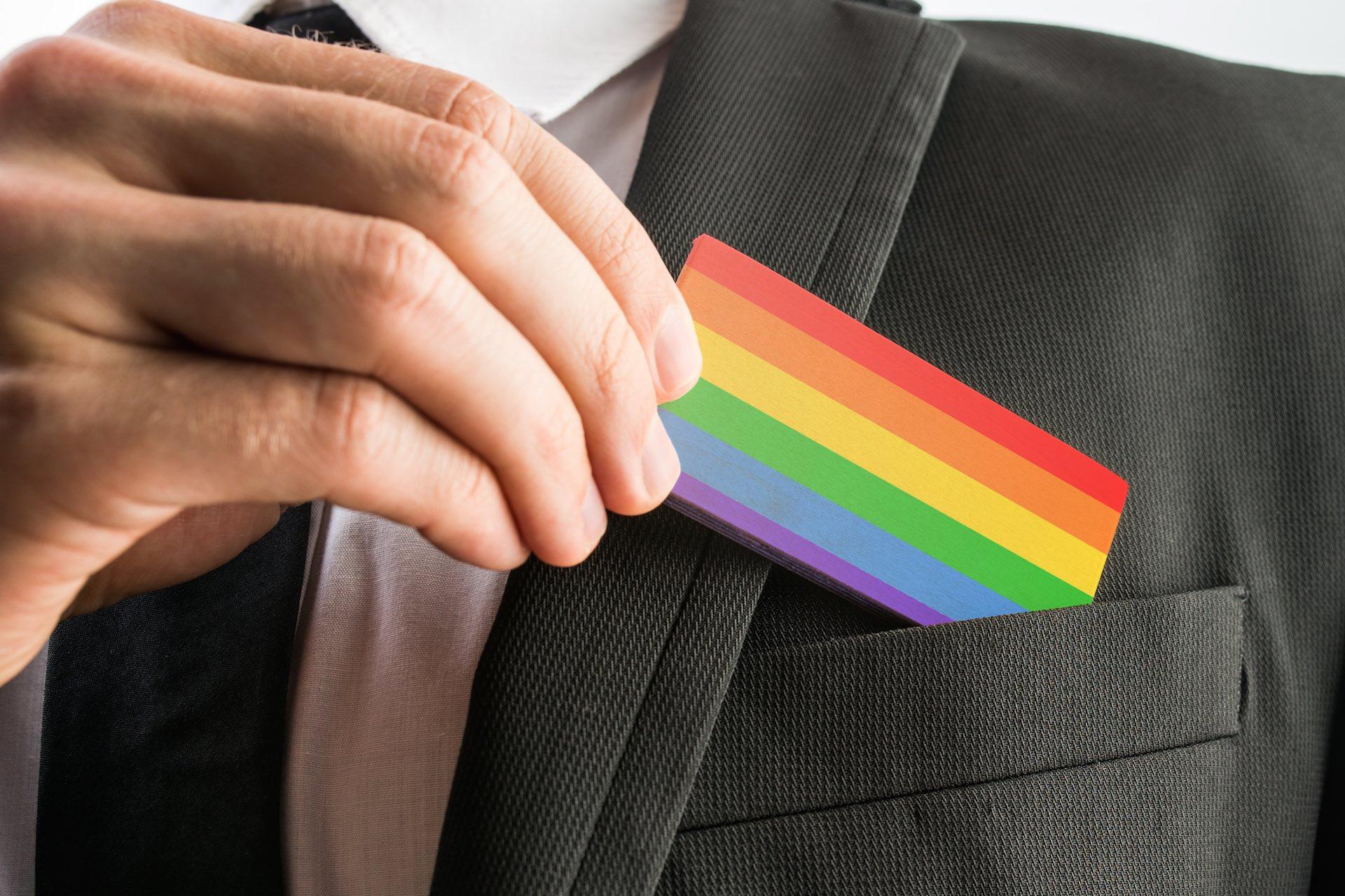 創造 LGBT 友善職場,你也是重要的一步