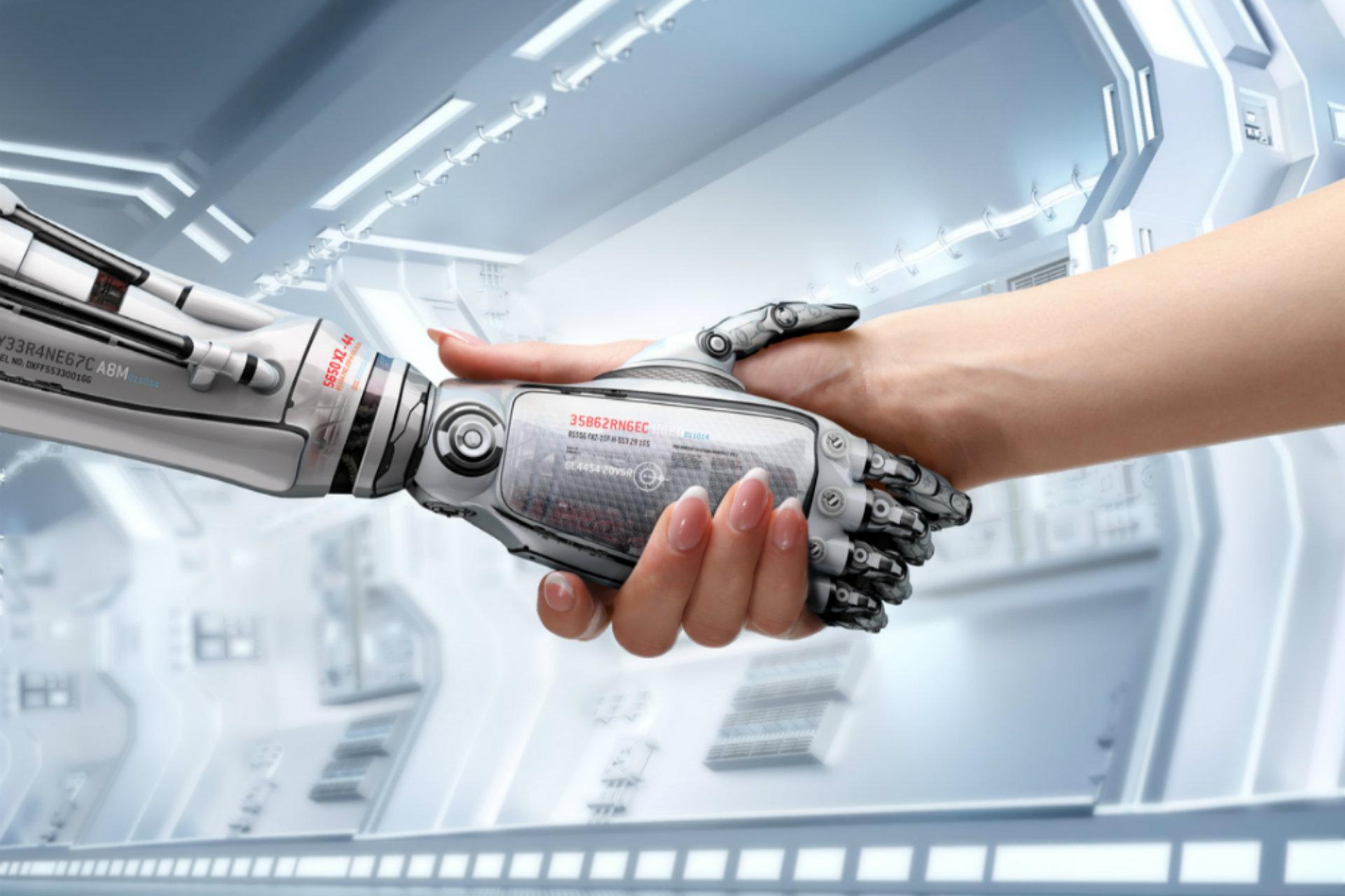 妳的工作, 5 年後會不會被機器人取代?