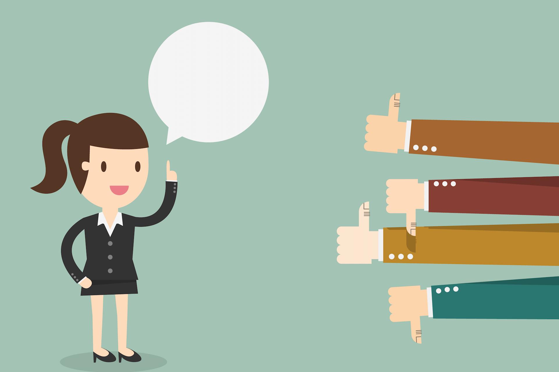 聰明人才會做的事:轉化他人的批評成為有效的回饋