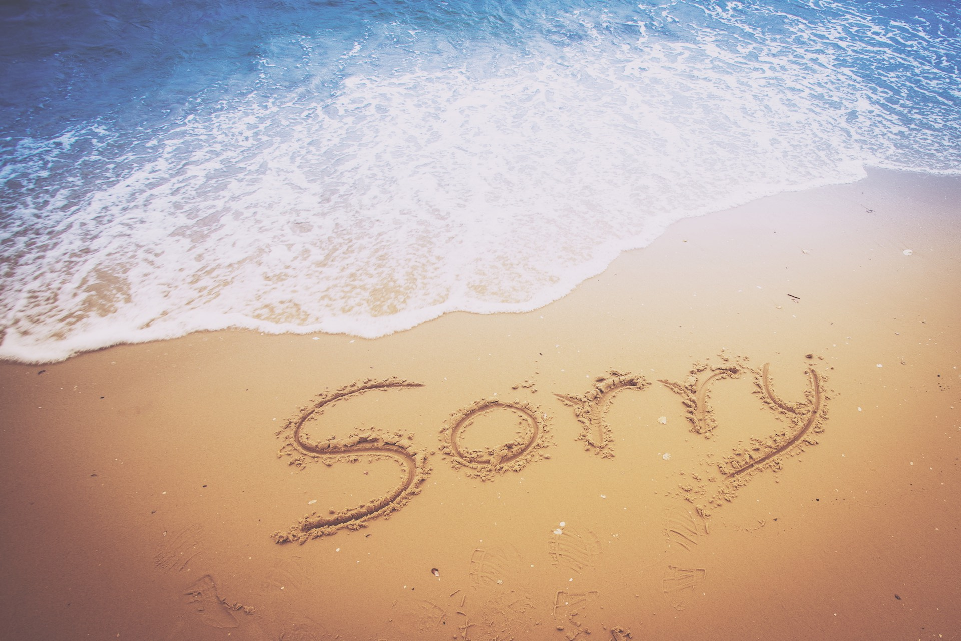 即使沒錯也習慣先說抱歉?掌握四點道歉的藝術