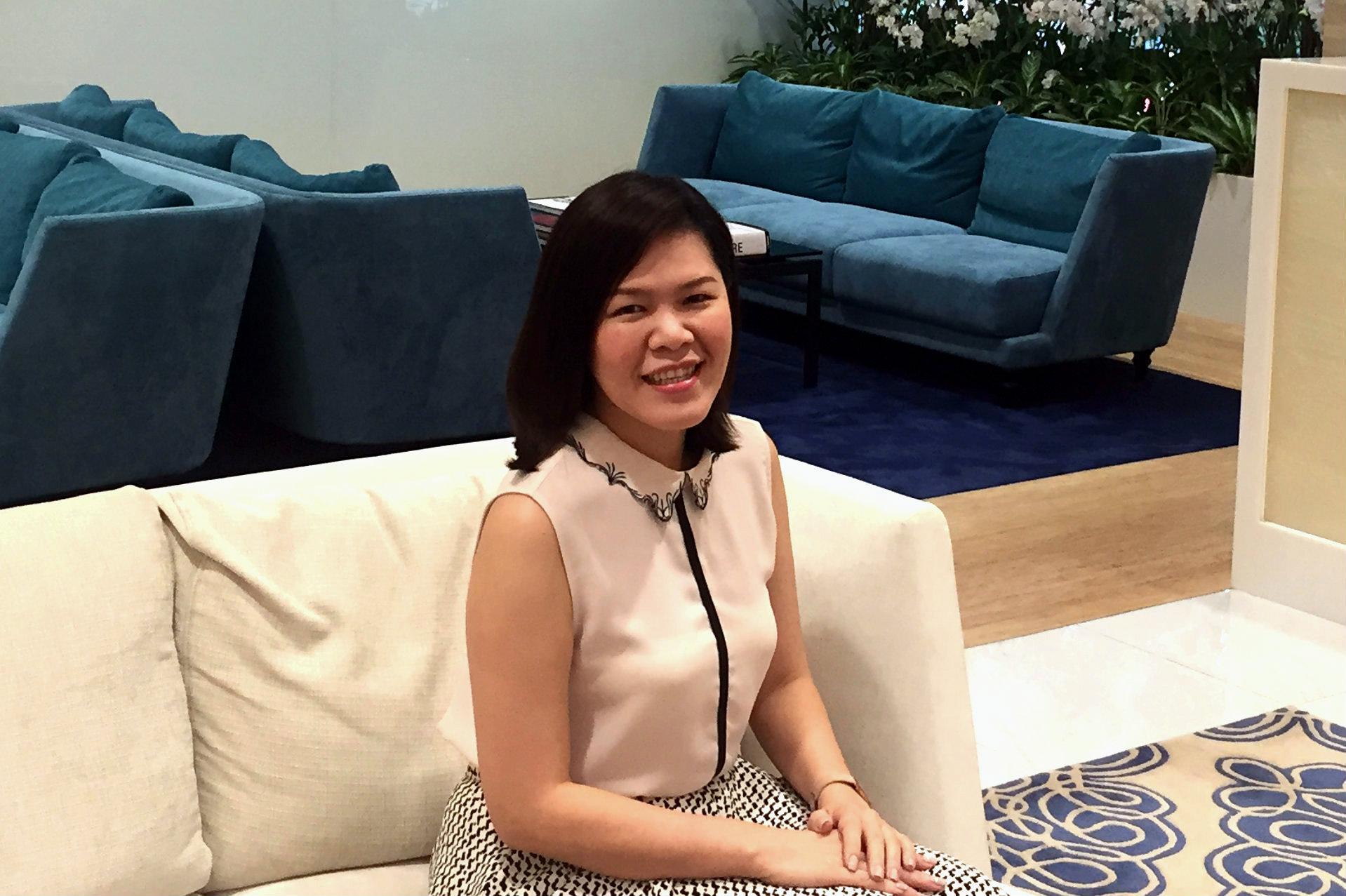 用對方式前往新加坡專才市場-Estee Lauder 新加坡數位經理 June Chen