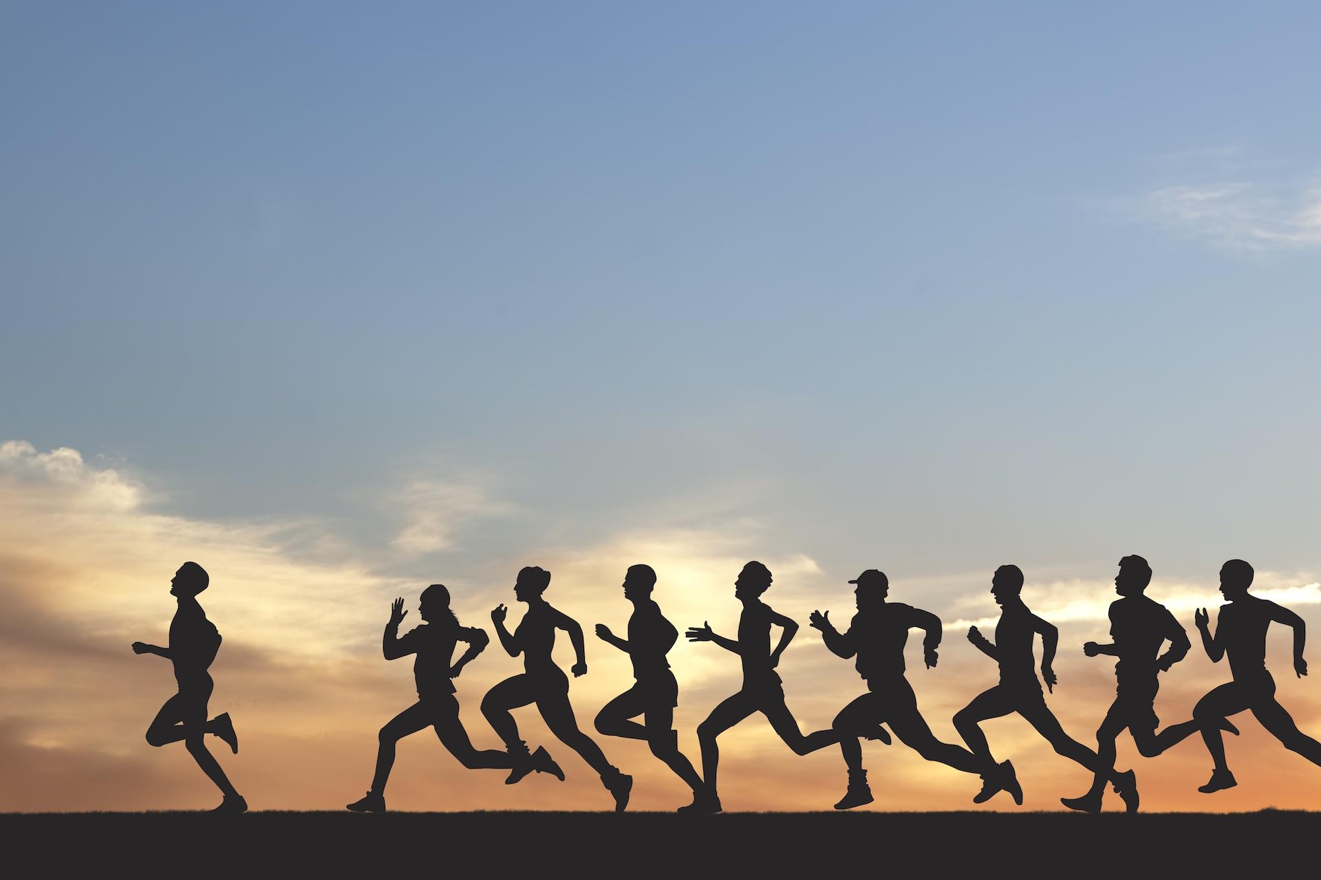 選對人跟著跑 – 職涯馬拉松哲學