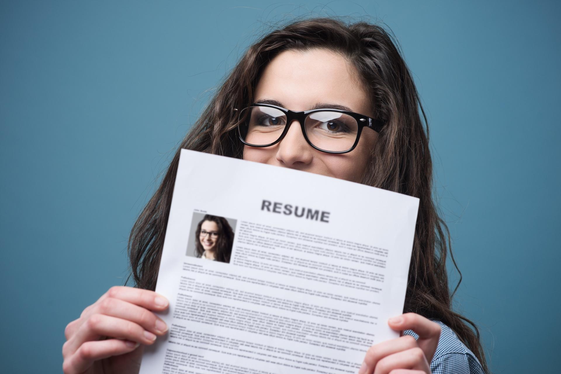 那些 HR 沒辦法對妳開口的事:妳很好,但妳的履歷不夠好