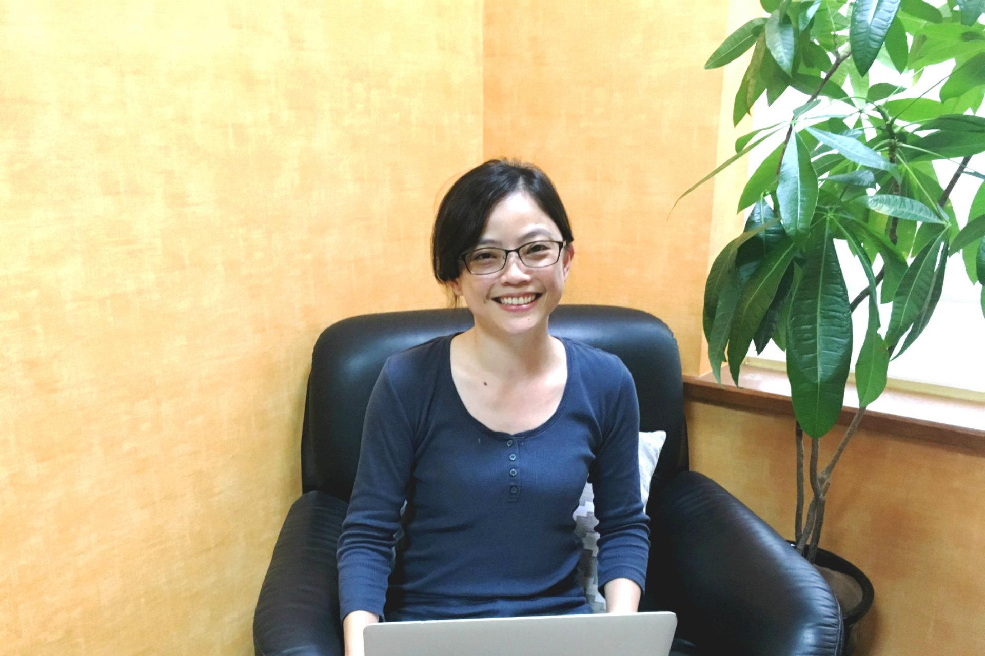 【語音專訪科技業】現在學程式真的來得及?重點是妳想解決什麼 - Bootcamps Lead, Girls in Tech,  Dyan Yen