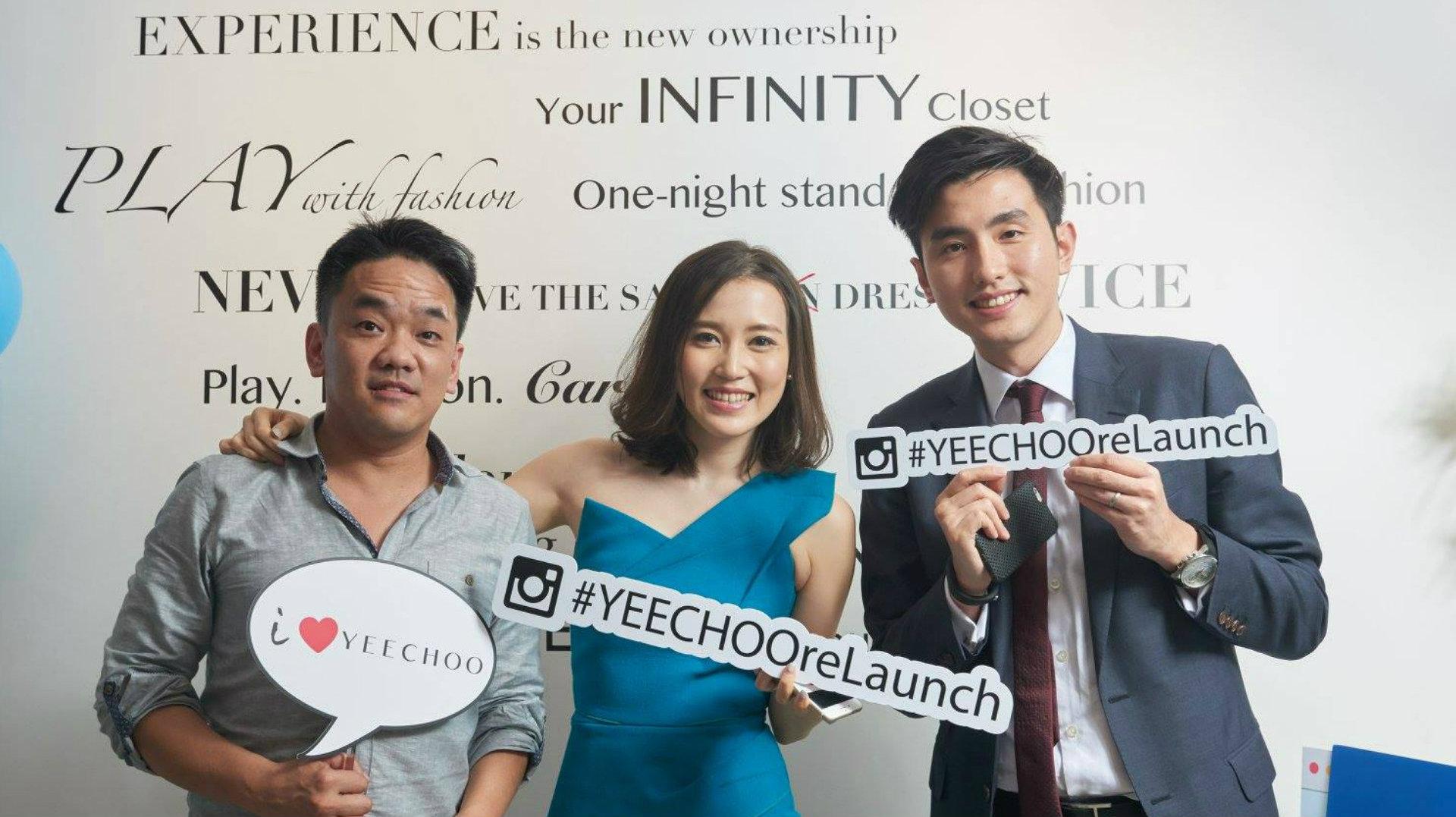 打造女性無限的衣櫥 - 衣櫥 Yeechoo 創辦人 Shan Shan