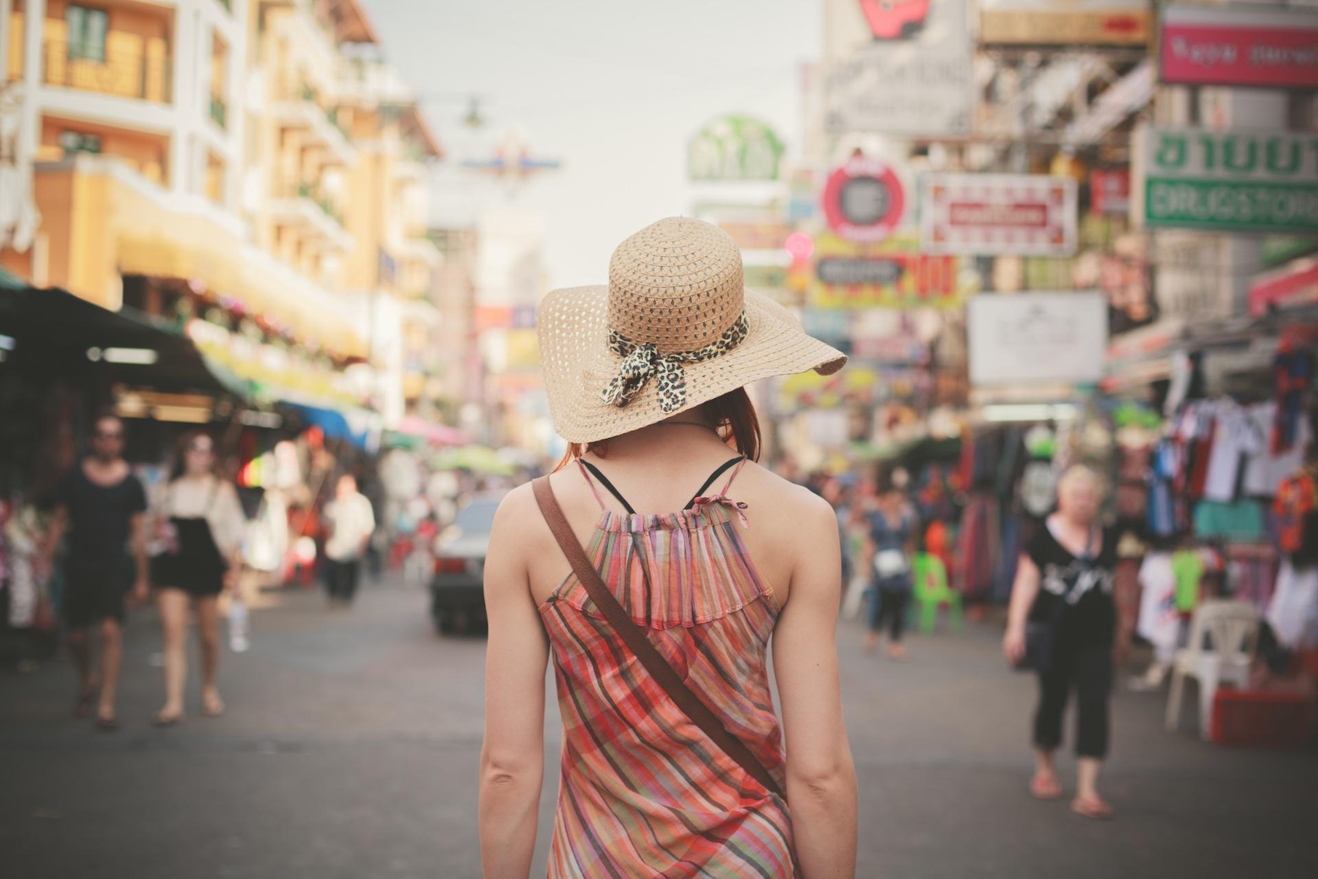 成人後的旅行,是找自己,還是顯示自己還是根本不知道自己要什麼?
