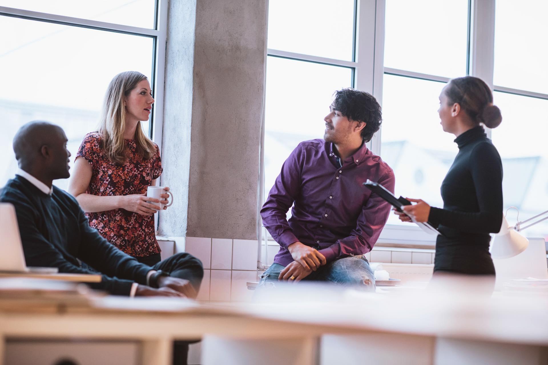成為全球通用的國際化人才-從有技巧的閒聊開始