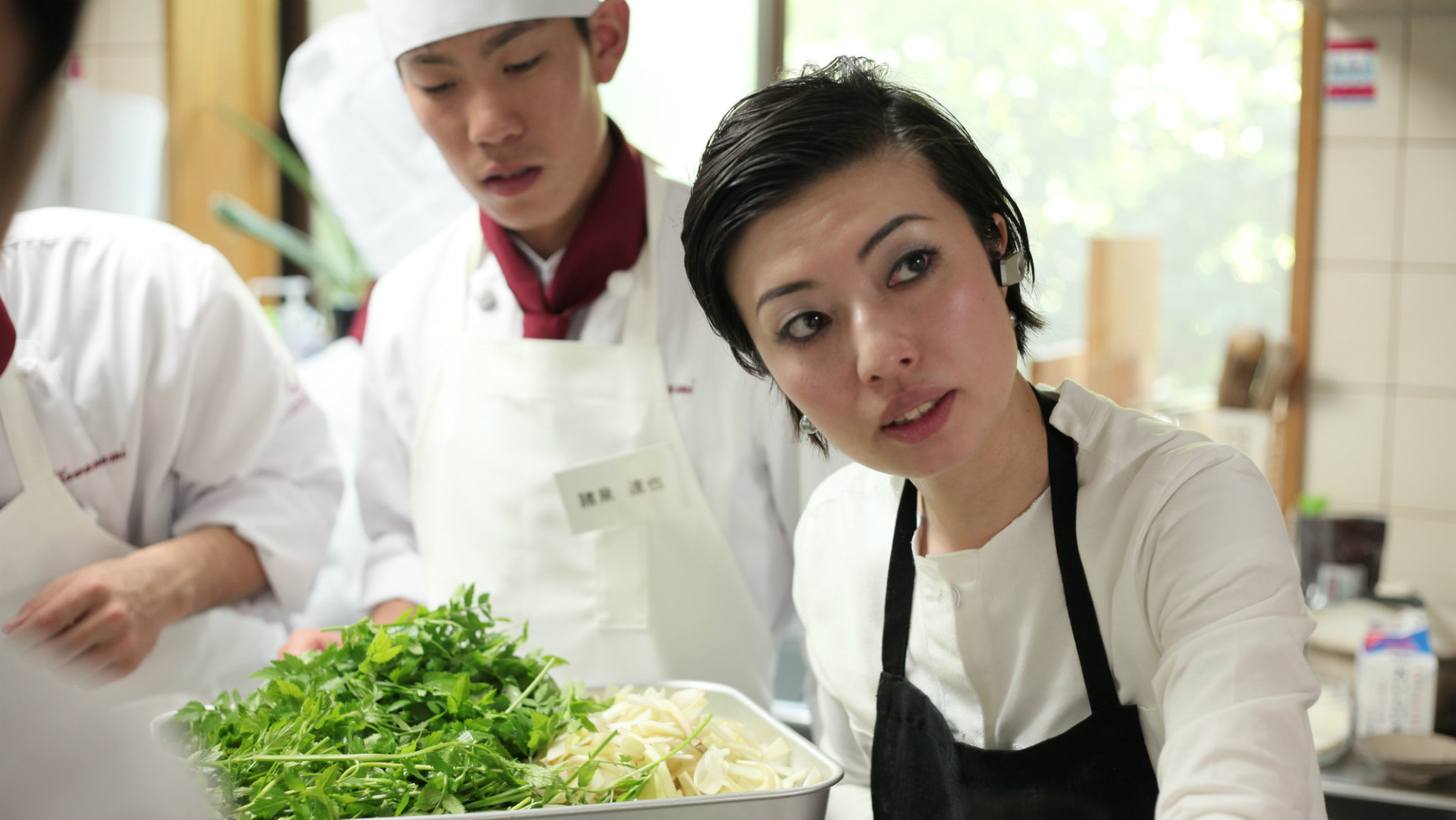 兩個人的餐桌也可以說一個美麗的故事 – 日本食物空間師 Hitomi Otsuka 大塚瞳