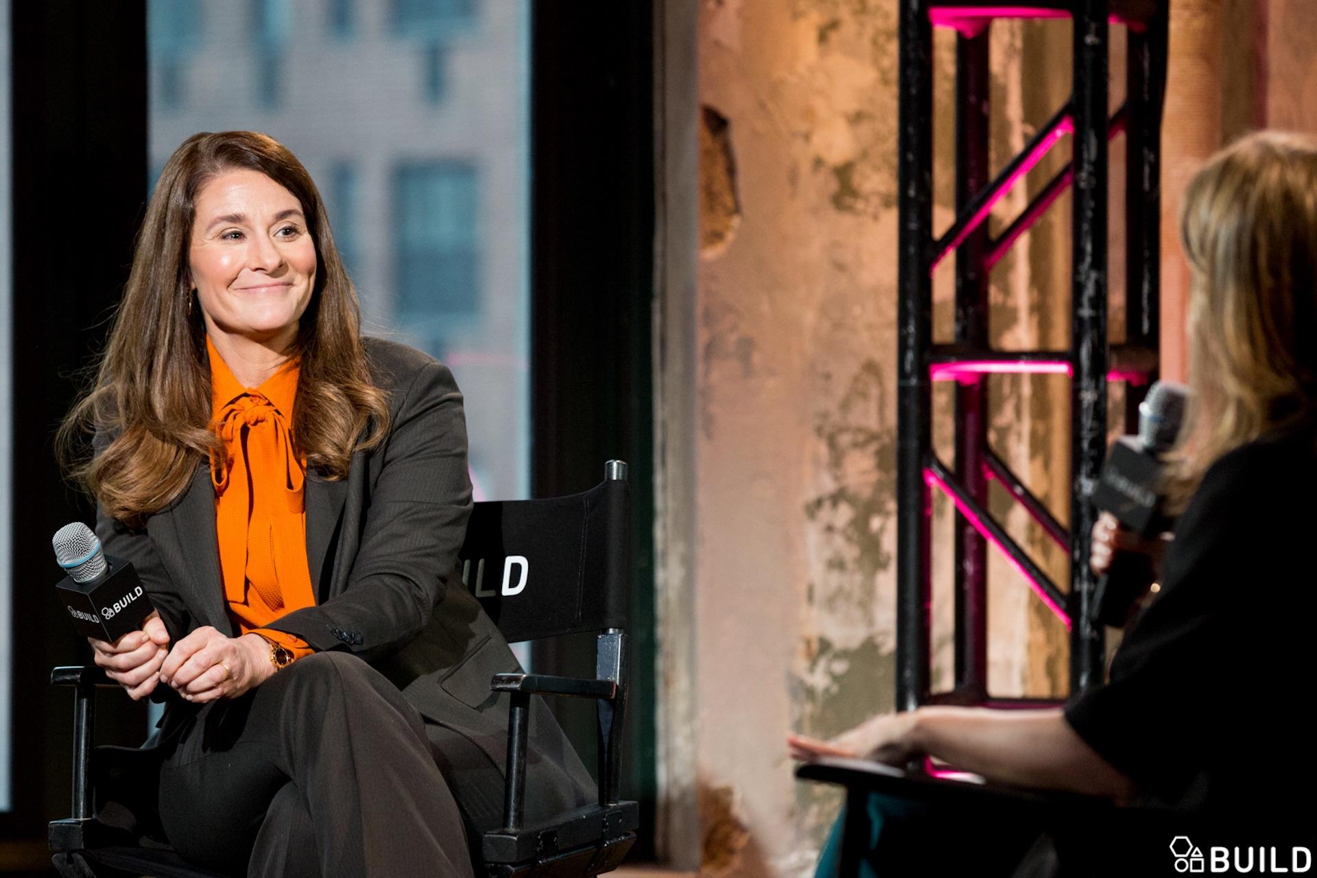 最有權力的女性公益大使 Melinda Gates