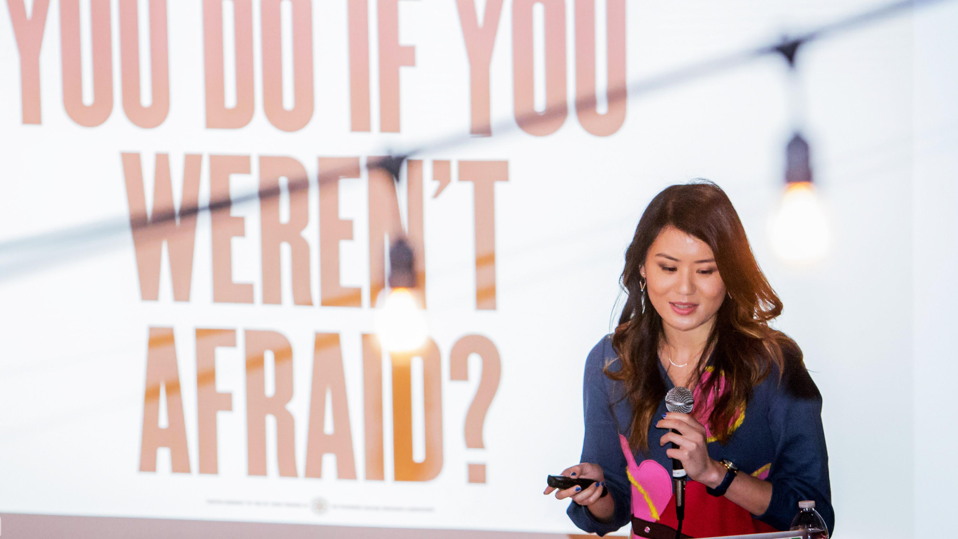 【語音專訪行銷業】幫別人,也說自己的故事 - 新創行銷人,全美亞裔小姐 Stephanie Lin
