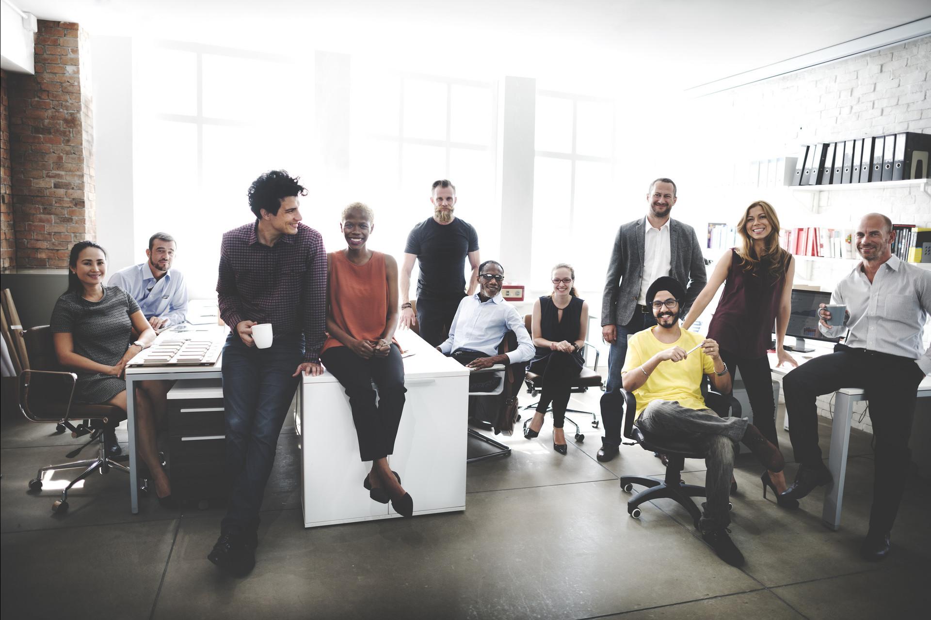 妳喜歡職場的那個妳嗎?試著讓真實的自己發揮,帶領團隊