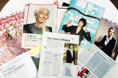 妳可以輕易開始舒緩職場女性的困境- 帶頭讚美其他女性