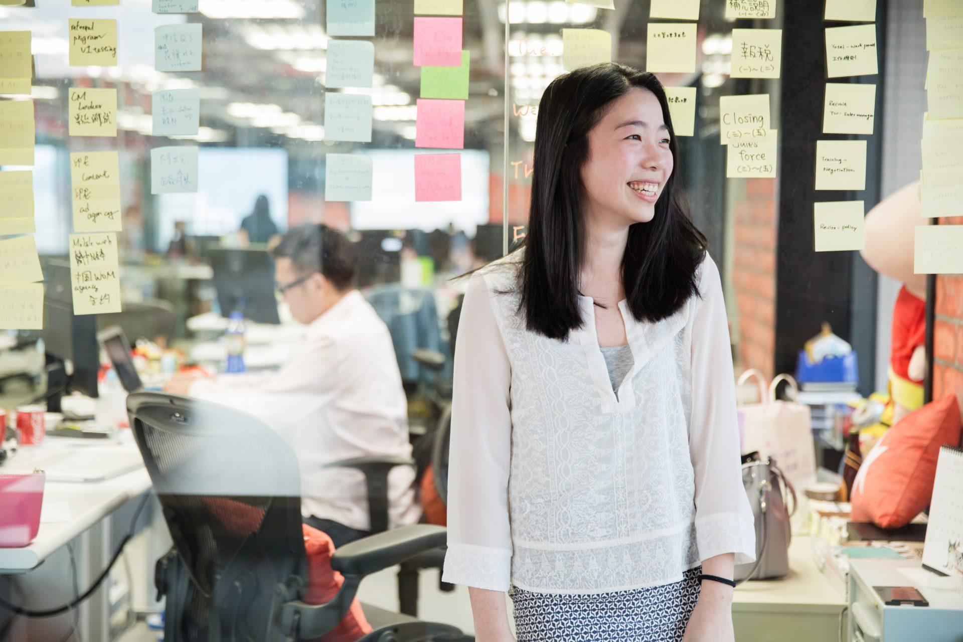 認識你未來的公司 EZTABLE – 產品經理 Judy