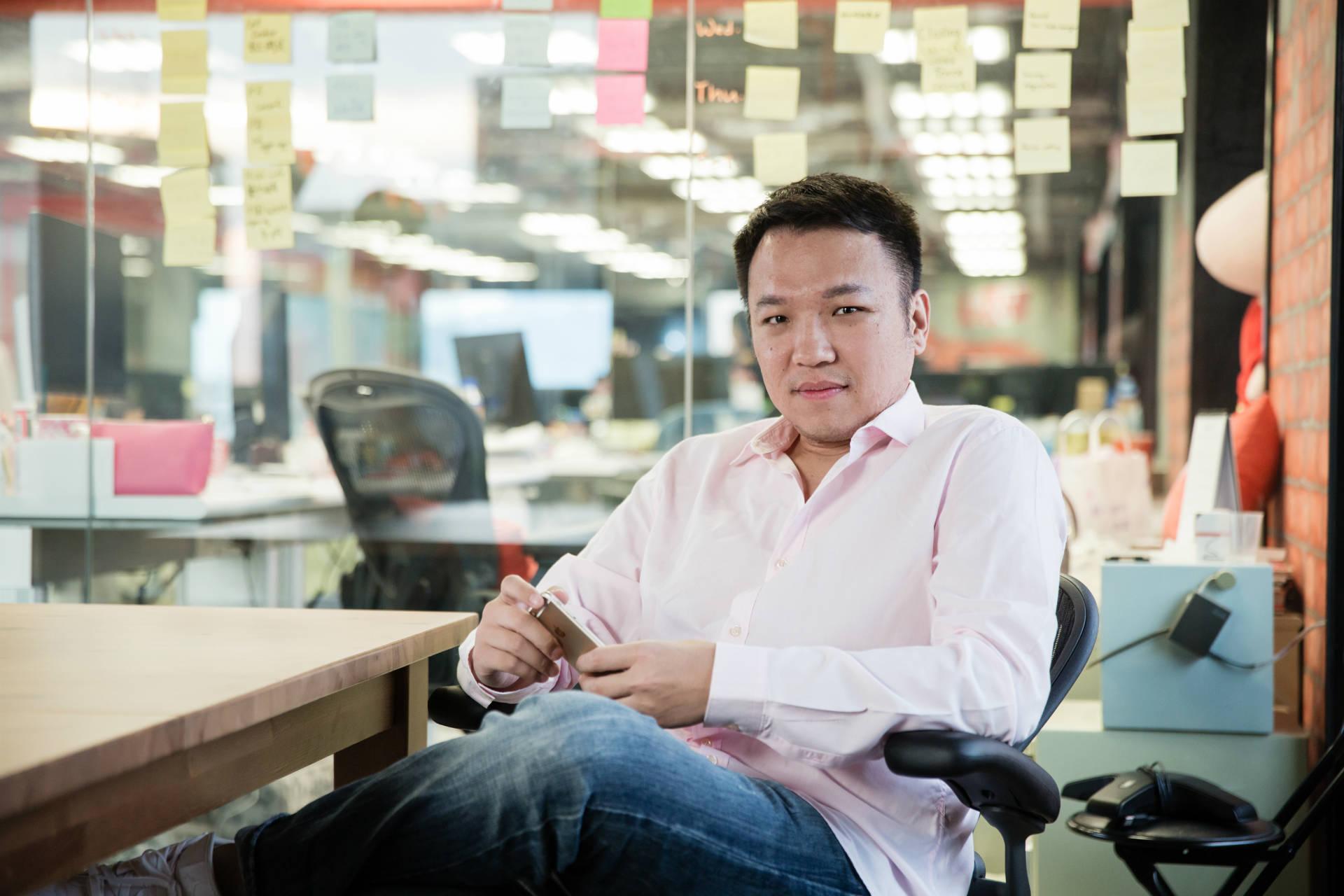 認識你未來的公司 EZTABLE – 總裁獅子心 Alex