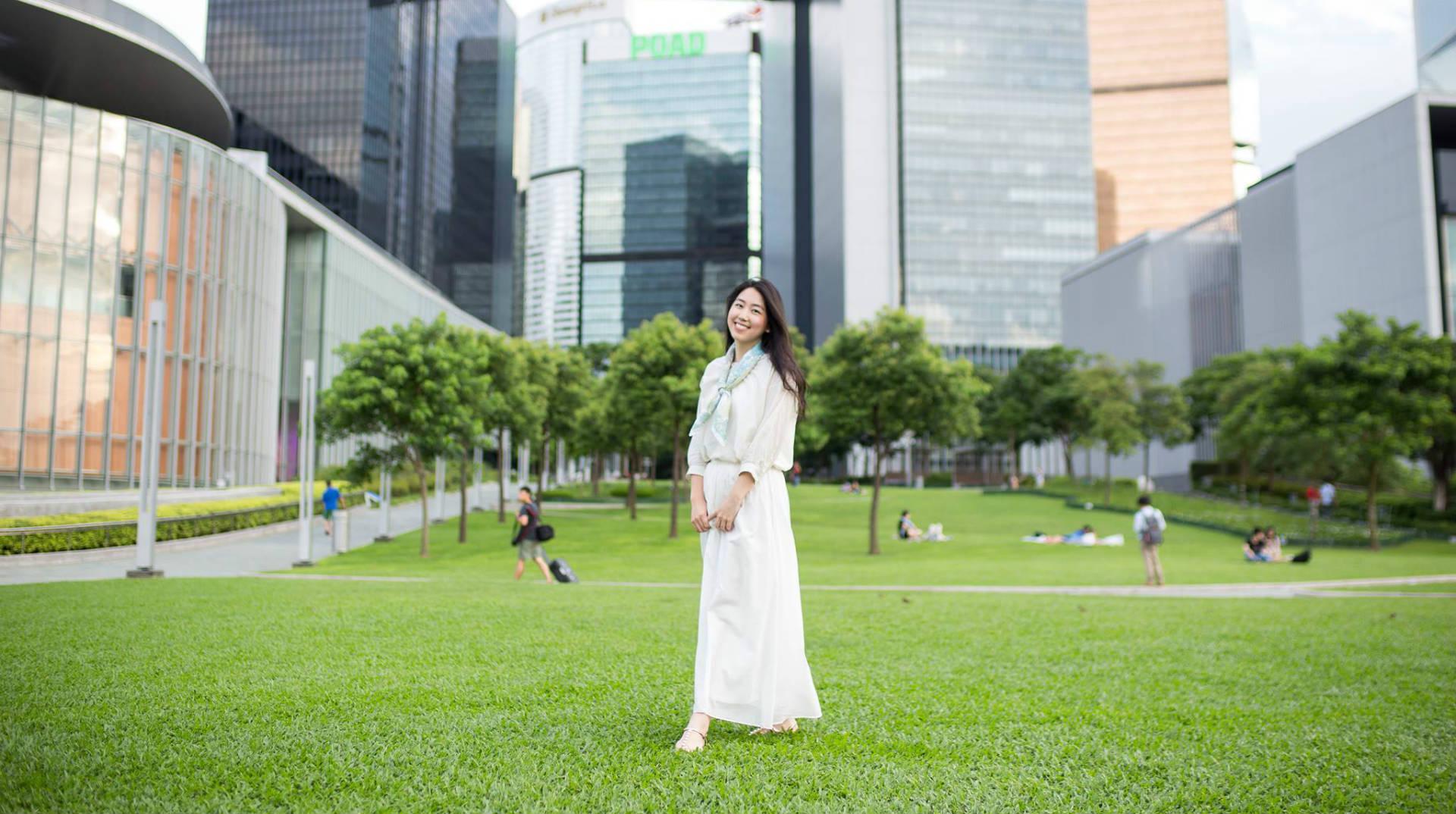 新世代人才,勇敢展現「捨我其誰」的 Ownership - Facebook 大中華區中小企業業務總監 Christina