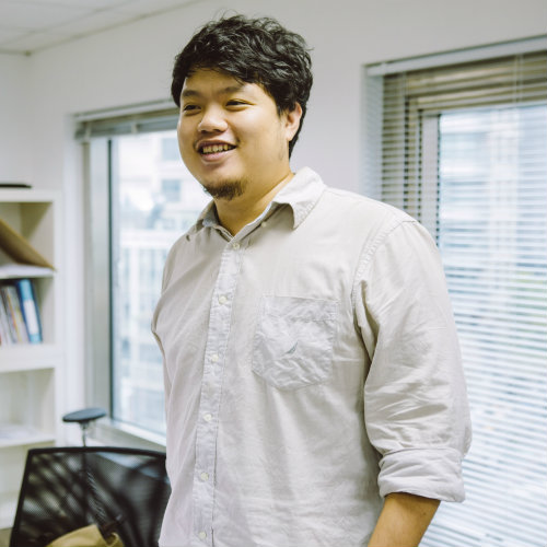 Full Stack Web Engineer - Ian Chen