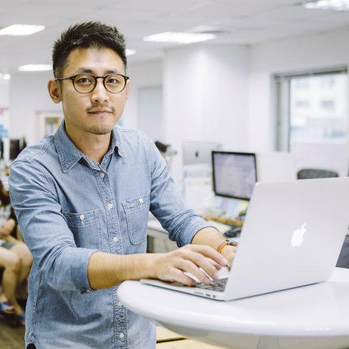 Marketing Manager - Brian Khoo