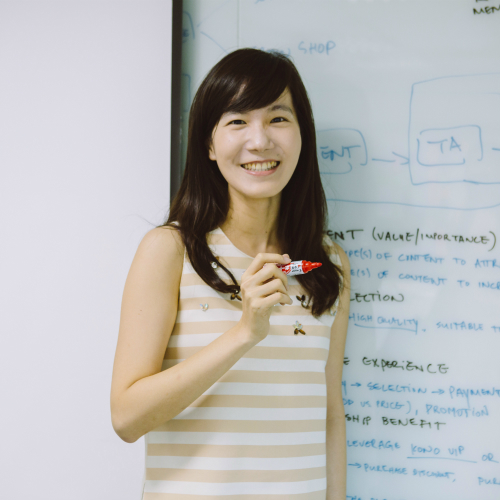 User Researcher - Janet lee