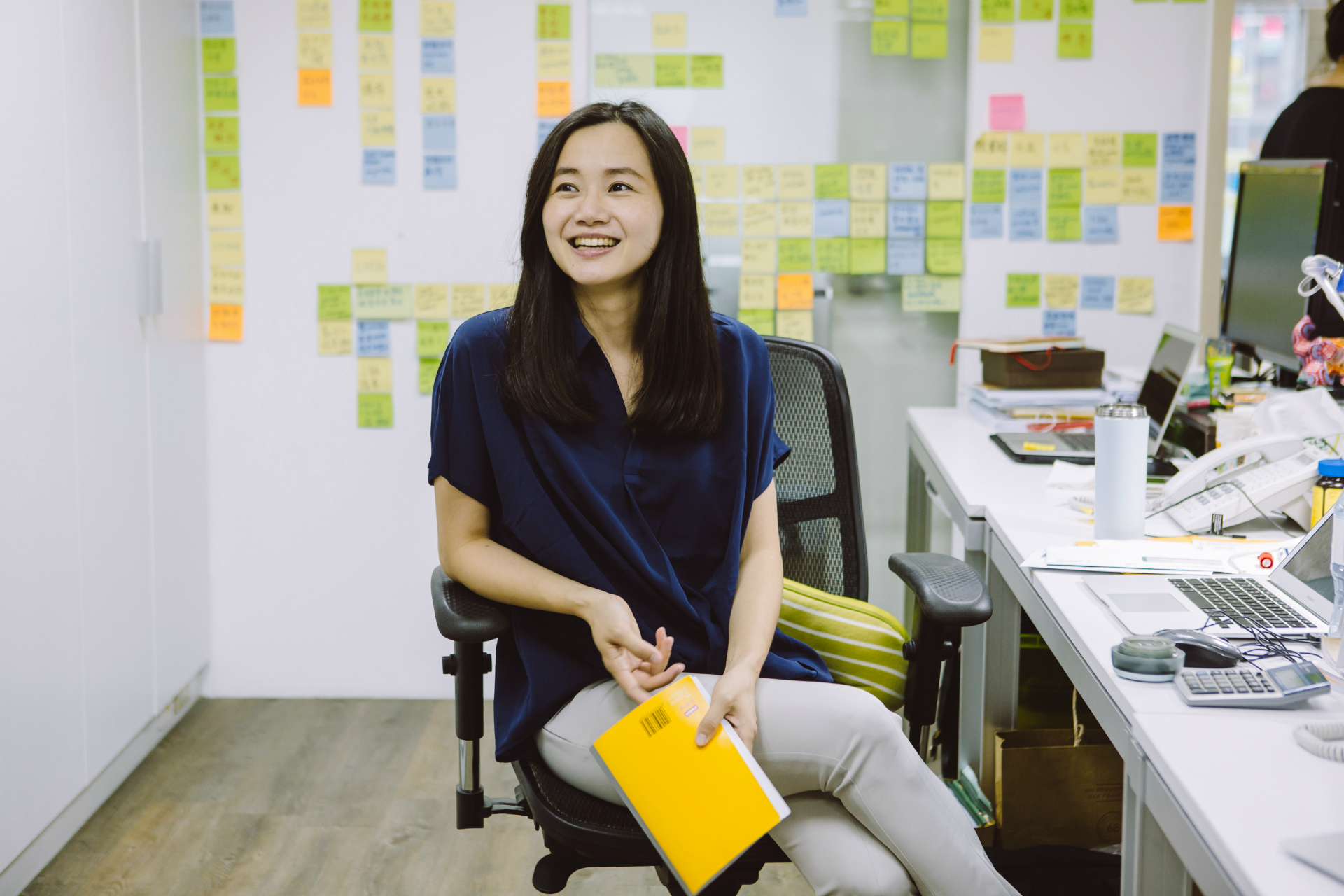 認識你未來的公司 Kono – Marketing Director, Amber