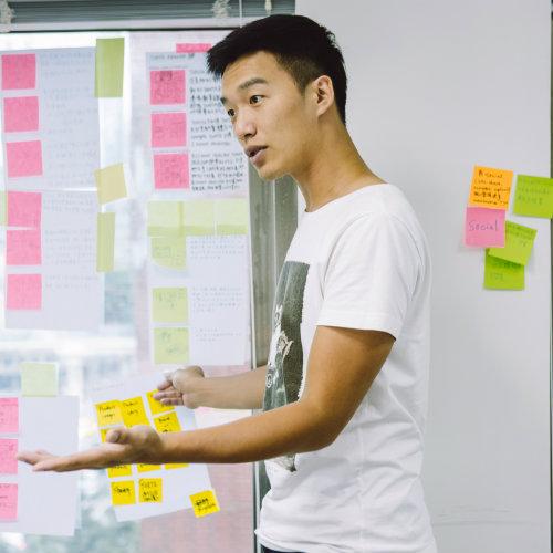 梁彧鼓勵團隊工程師在 open source 做貢獻