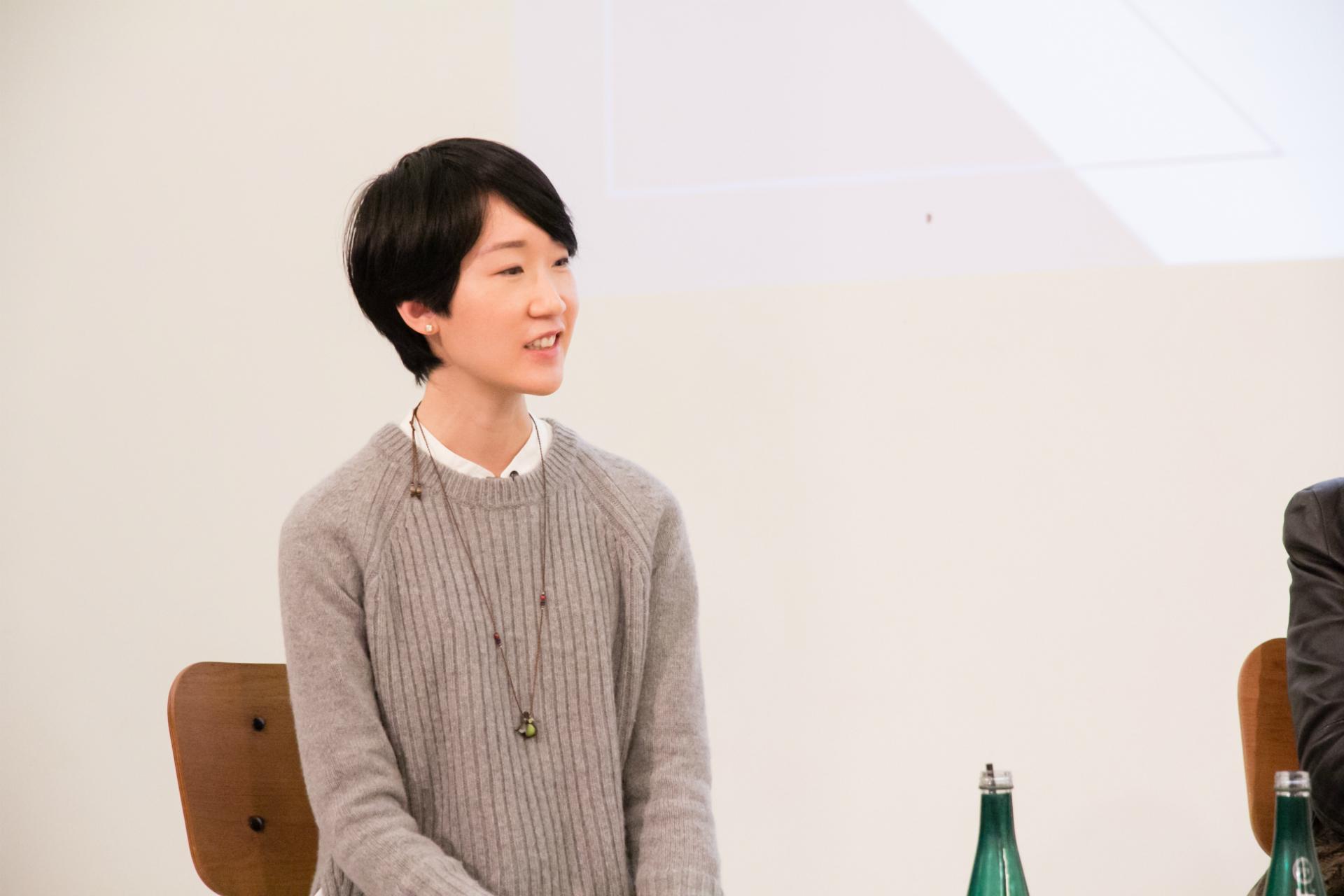 建築師出身,她將華山文創與你生活拉得更近 – 台灣文創發展基金會執行長王沛然