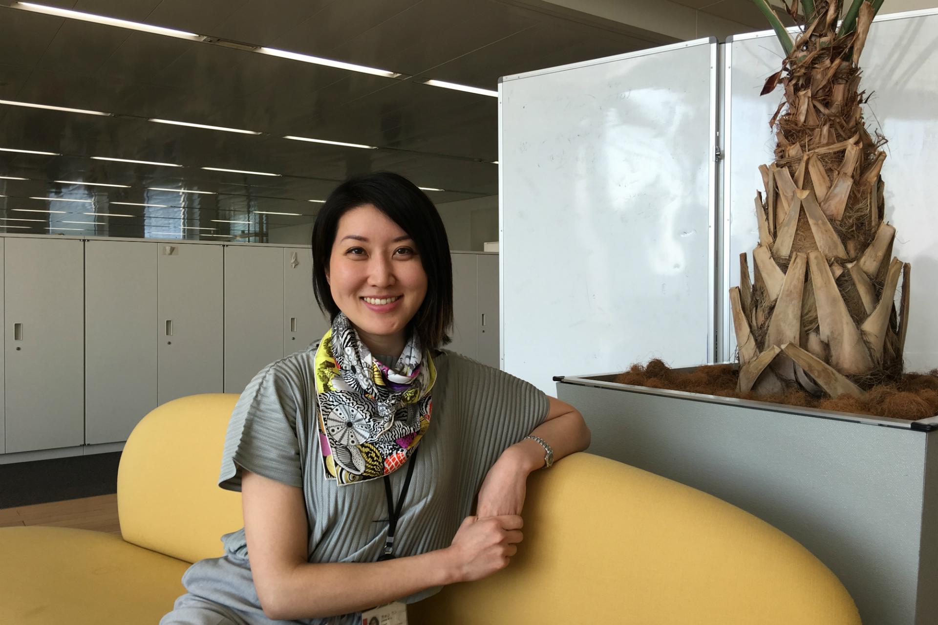 她,翻轉日本百年品牌的公司文化 - 資生堂總部 Global Compliance, Risk Management Group Leader 婉芳